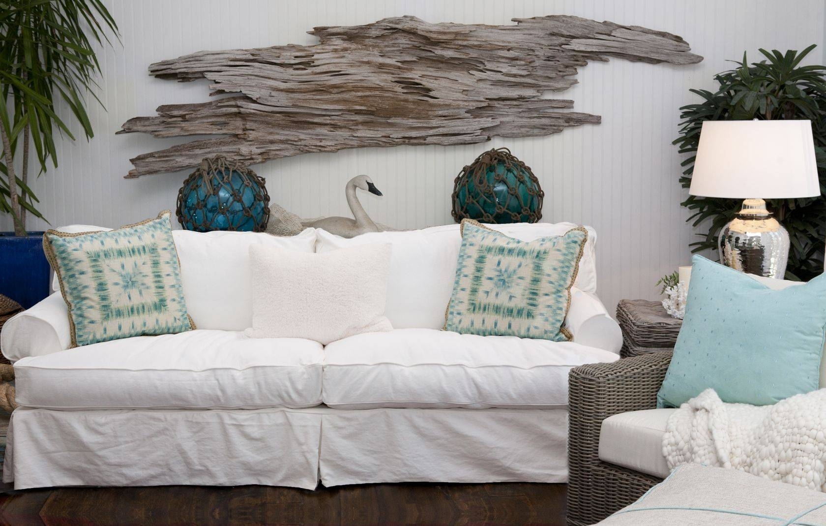Featured Photo of Large Driftwood Wall Art
