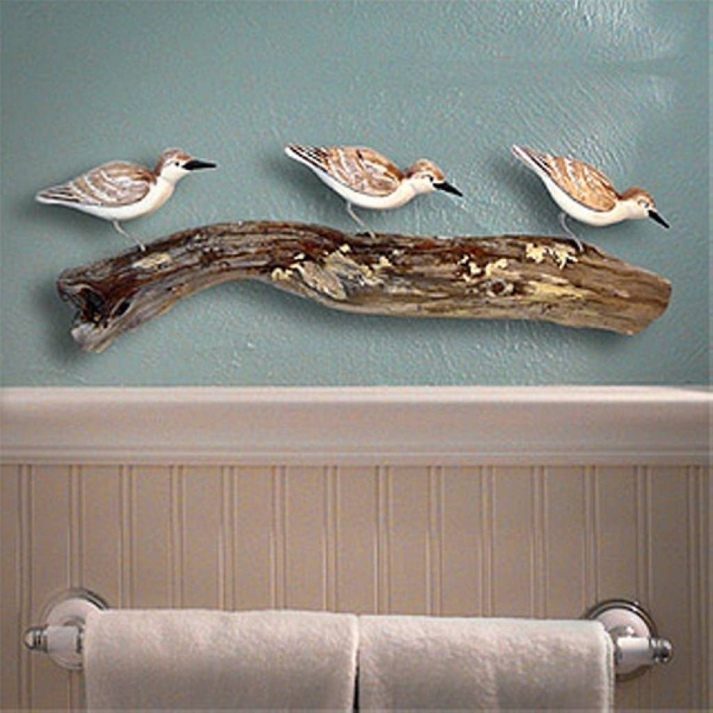 Driftwood Wall Art Ideas | Upcycle Art Driftwood Wall Decor Throughout Best And Newest Driftwood Wall Art (View 16 of 30)