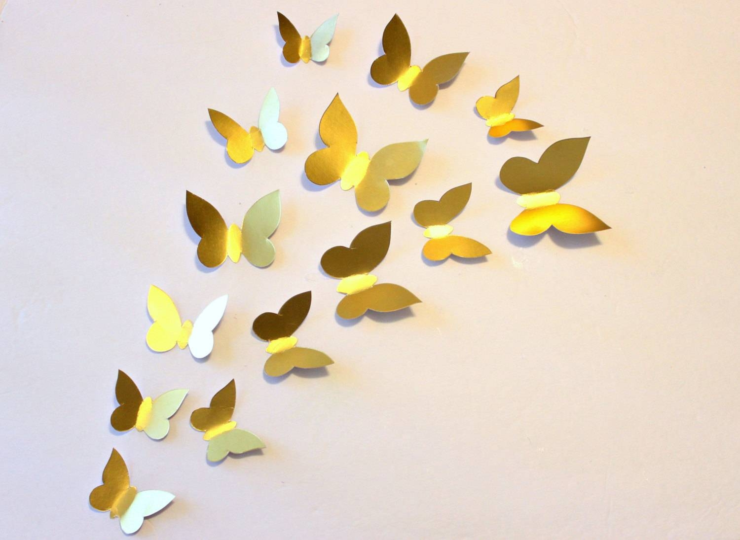 Best 20+ of Butterflies 3D Wall Art