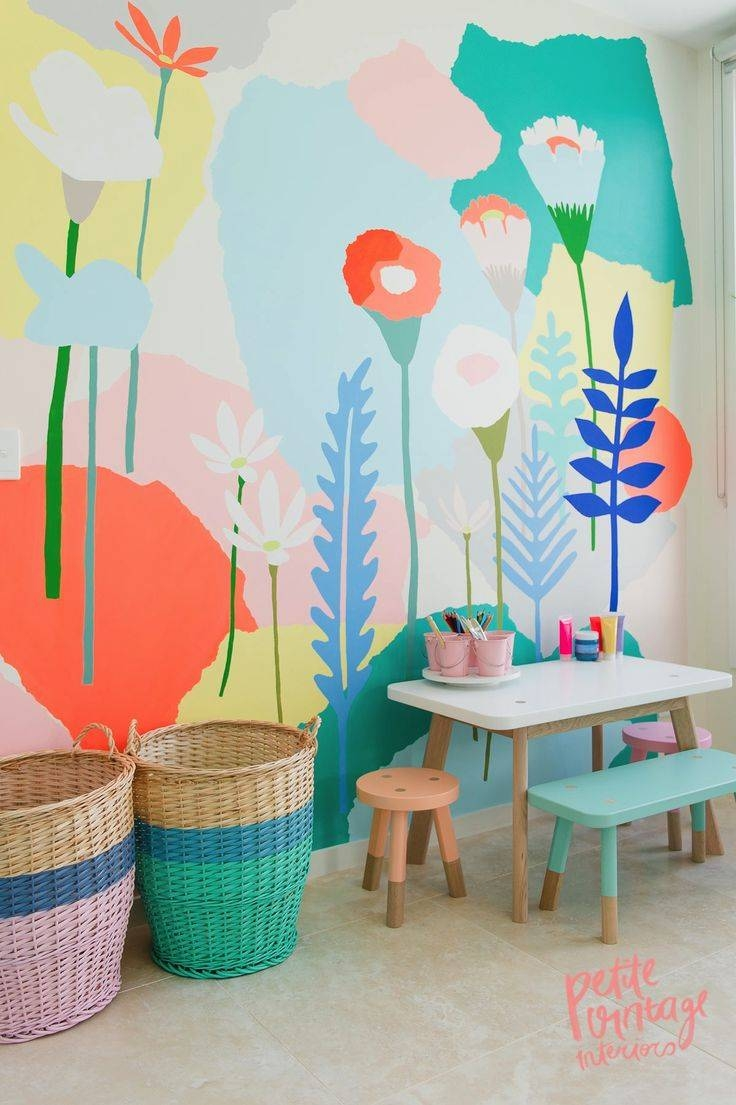 ? Kids Room : Wall Paintingdecorating Ideas Amazing Paintings For Within Most Popular Wall Art For Playroom (View 3 of 30)