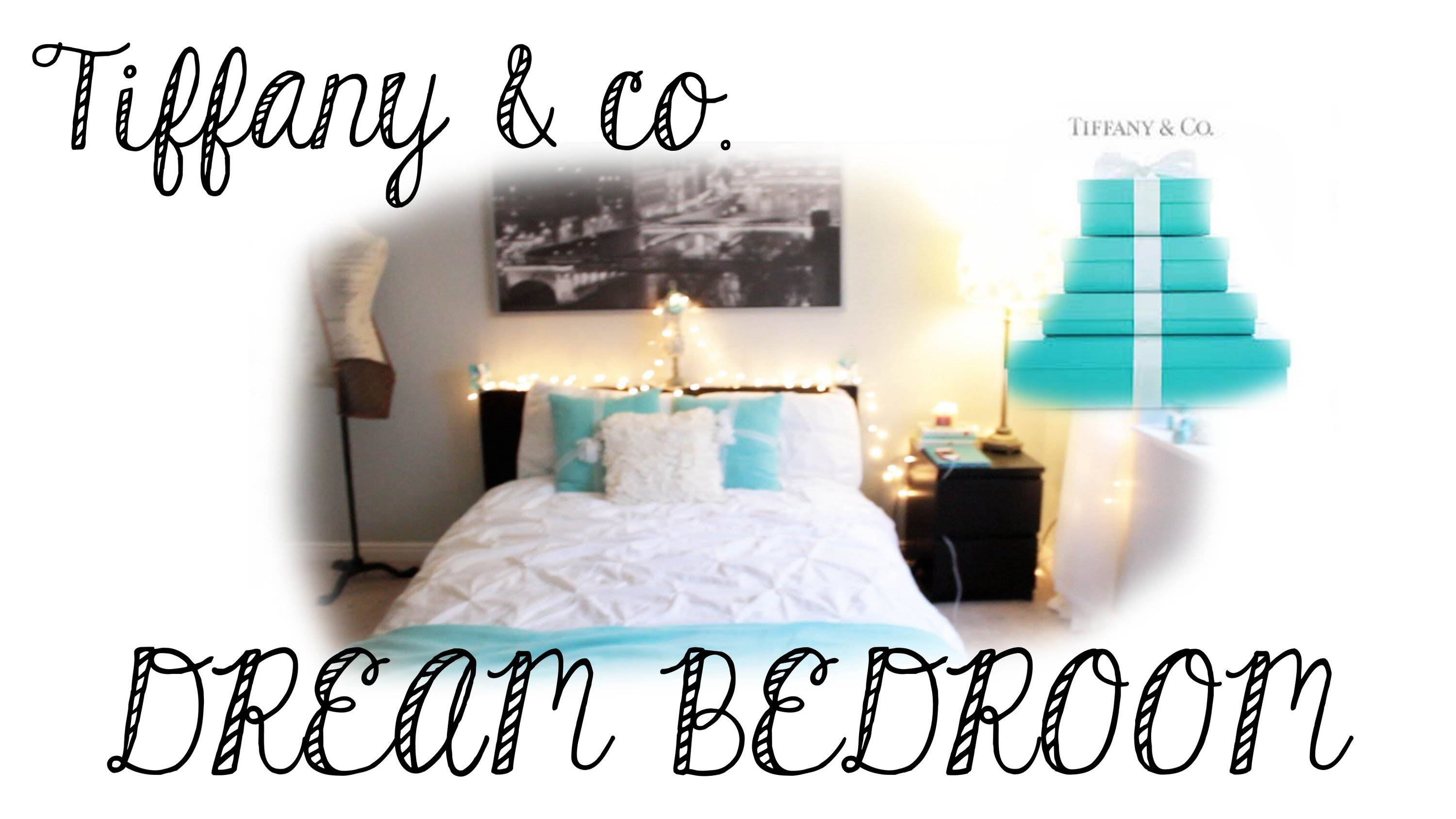 ?Tiffany Blue Dream Bedroom Tour? – Youtube In Current Tiffany And Co Wall Art (View 4 of 30)