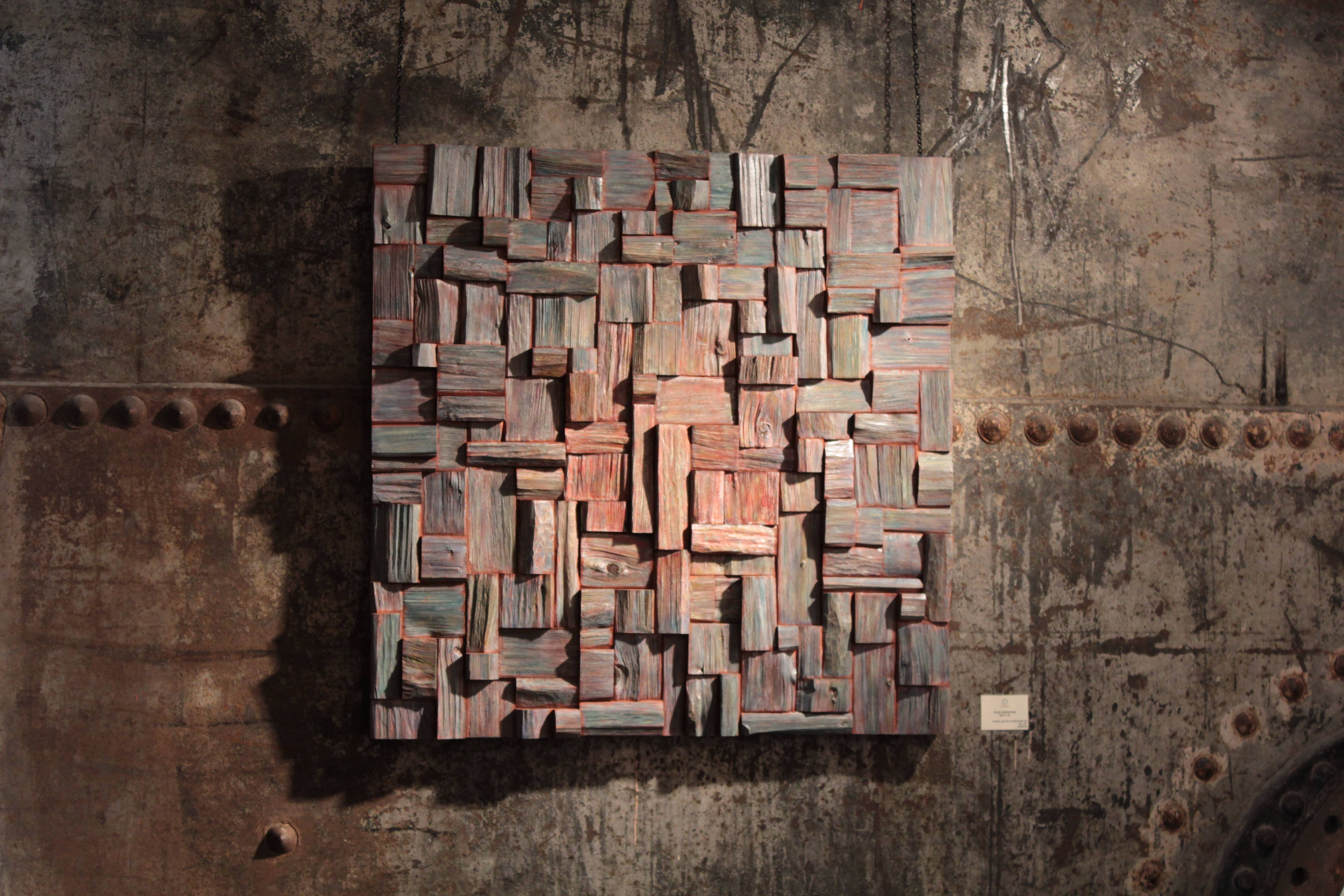 Eccentricity Of Wood | Abstract Wooden Wall Sculptures Inside 2017 Outdoor Wall Sculpture Art (View 19 of 20)