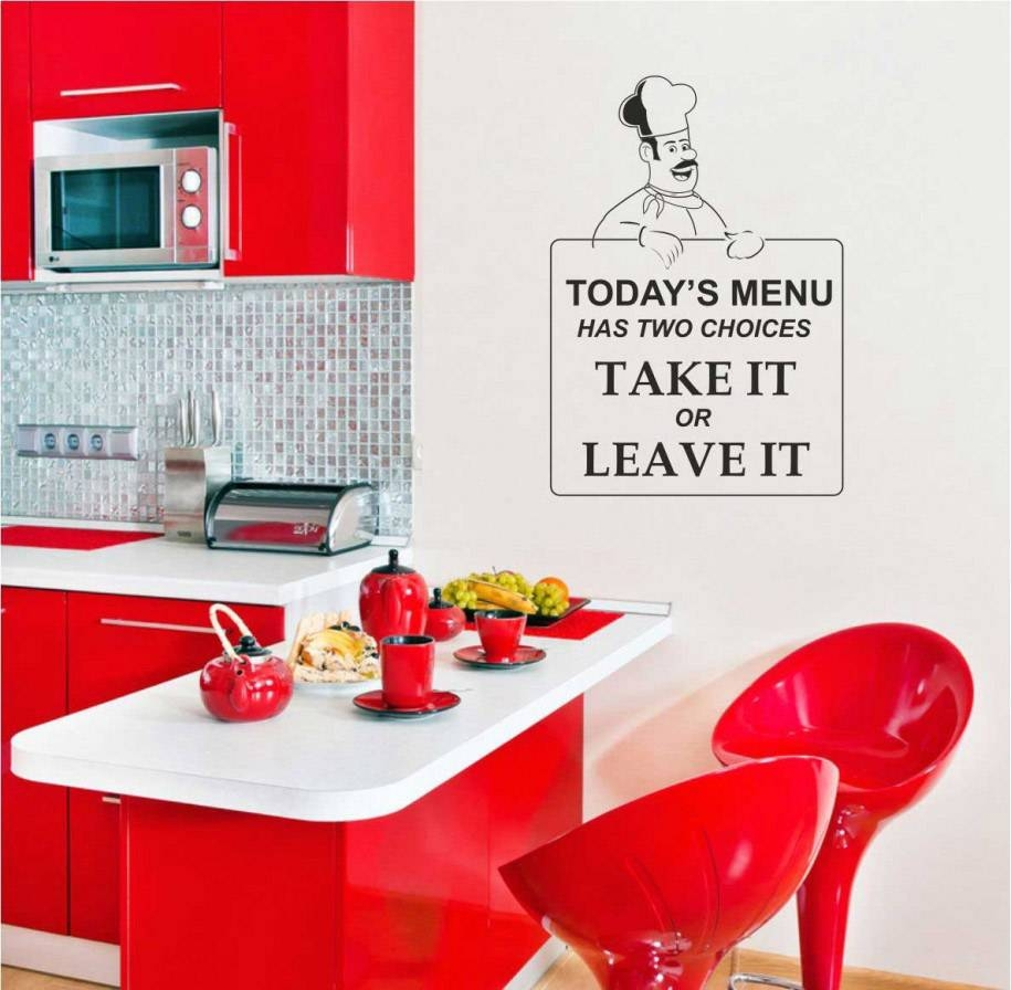 Eclectic Kitchen Wall Décor Ideas Are The Latest Trend | Betsy Manning With 2017 Cool Kitchen Wall Art (View 4 of 15)