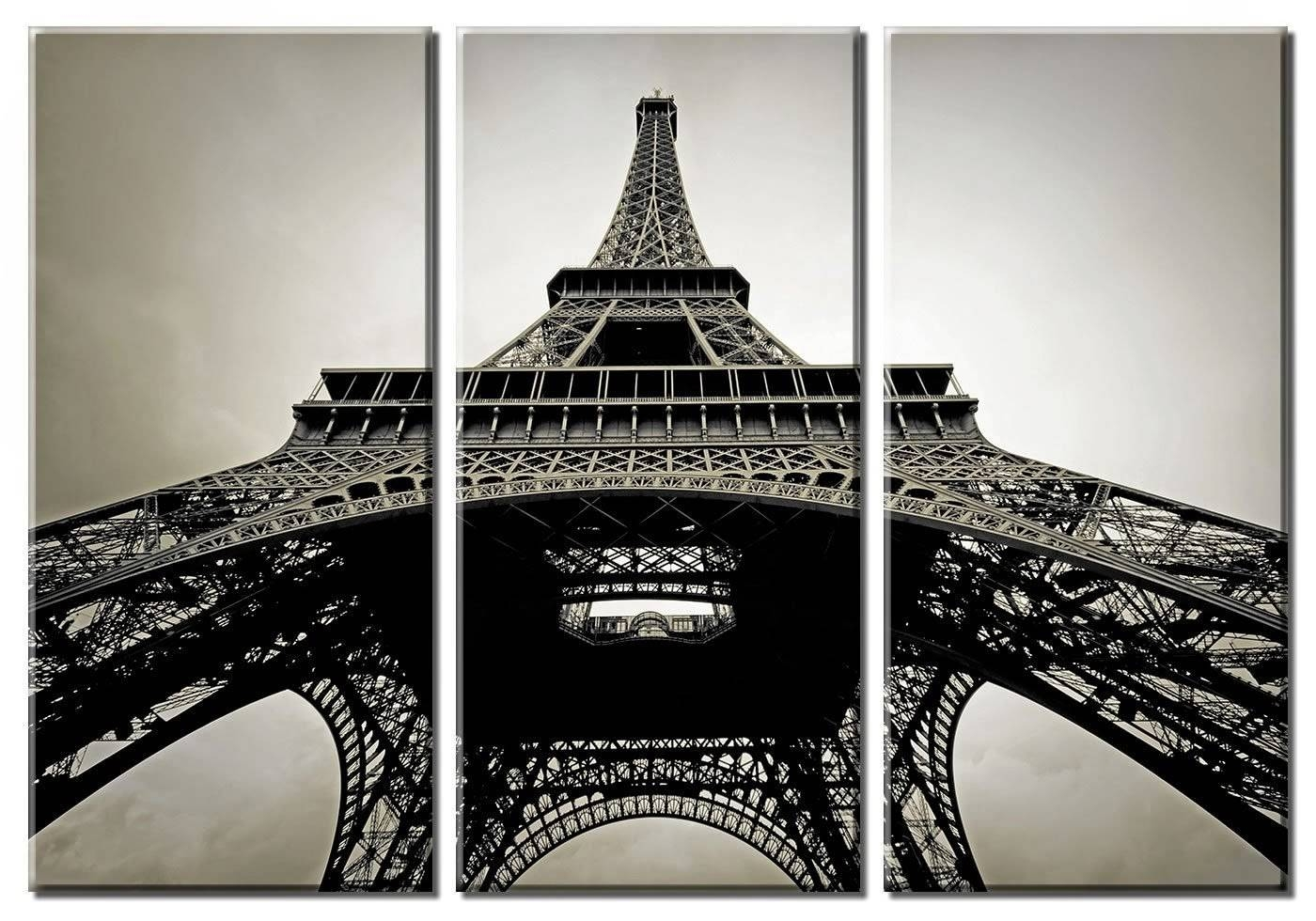 Eiffel Tower Bedroom Decor – Webbkyrkan – Webbkyrkan Inside Most Popular Black And White Paris Wall Art (View 5 of 25)