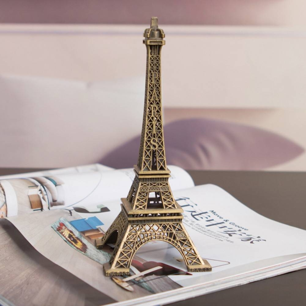 Eiffel Tower Model, Eiffel Tower Model Suppliers And Manufacturers Inside 2018 Eiffel Tower Metal Wall Art (View 28 of 30)