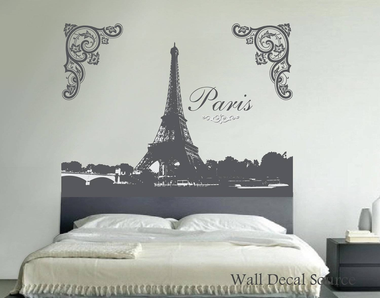 Eiffel Tower Print Best Picture Eiffel Tower Wall Art – Home Decor With Most Up To Date Metal Eiffel Tower Wall Art (View 14 of 30)