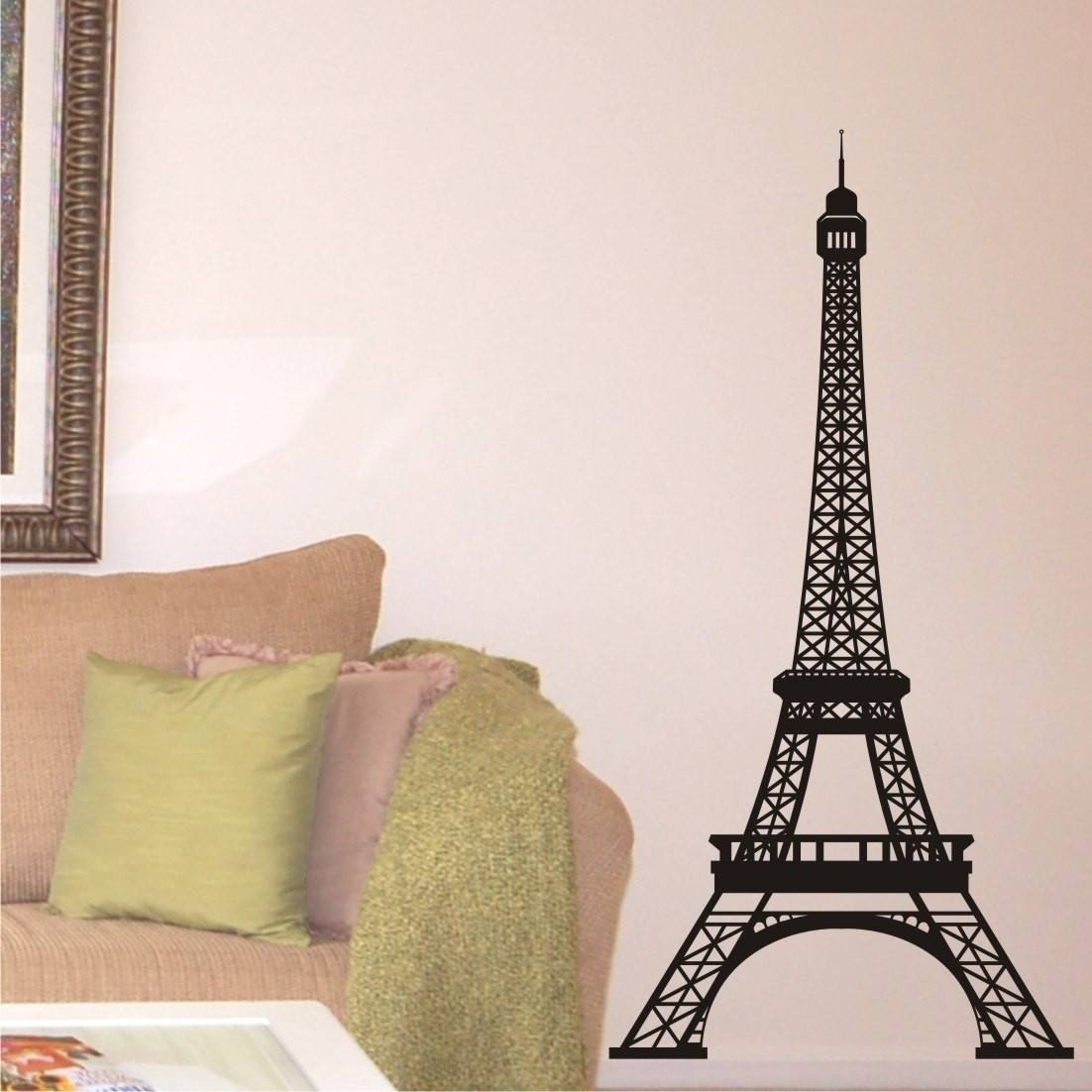 Featured Photo of Eiffel Tower Wall Hanging Art