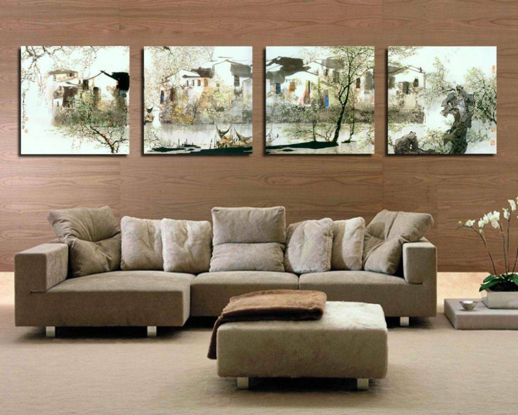 Encouraging Living Room Designs Wall Plus Living Wall Hangings Inside Recent Matching Wall Art (View 5 of 20)