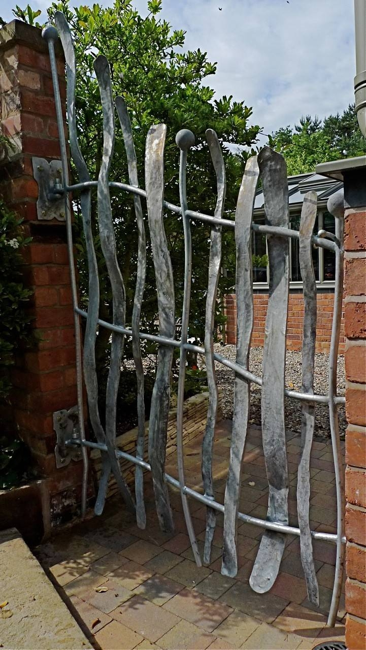 Metal Gate Wall Art 32 Best Ideas Of Metal Gate Wall Art