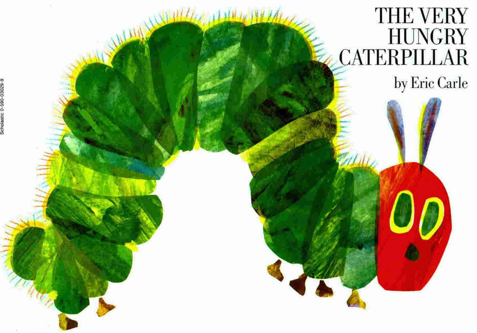 Everywhere Art: The Very Hungry Caterpillar And Spatial Relationships Regarding Latest Very Hungry Caterpillar Wall Art (View 7 of 20)