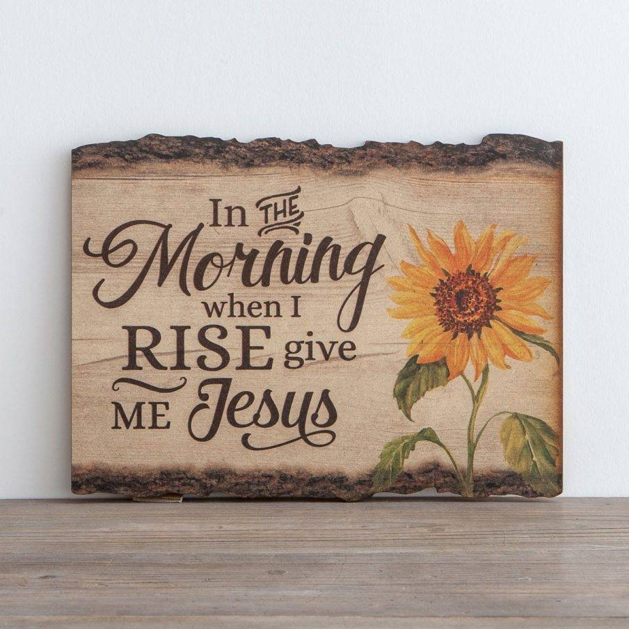 Excellent Christian Wall Art Uk Give Me Jesus Wall Wall Decor Within Most Popular Large Christian Wall Art (View 15 of 25)