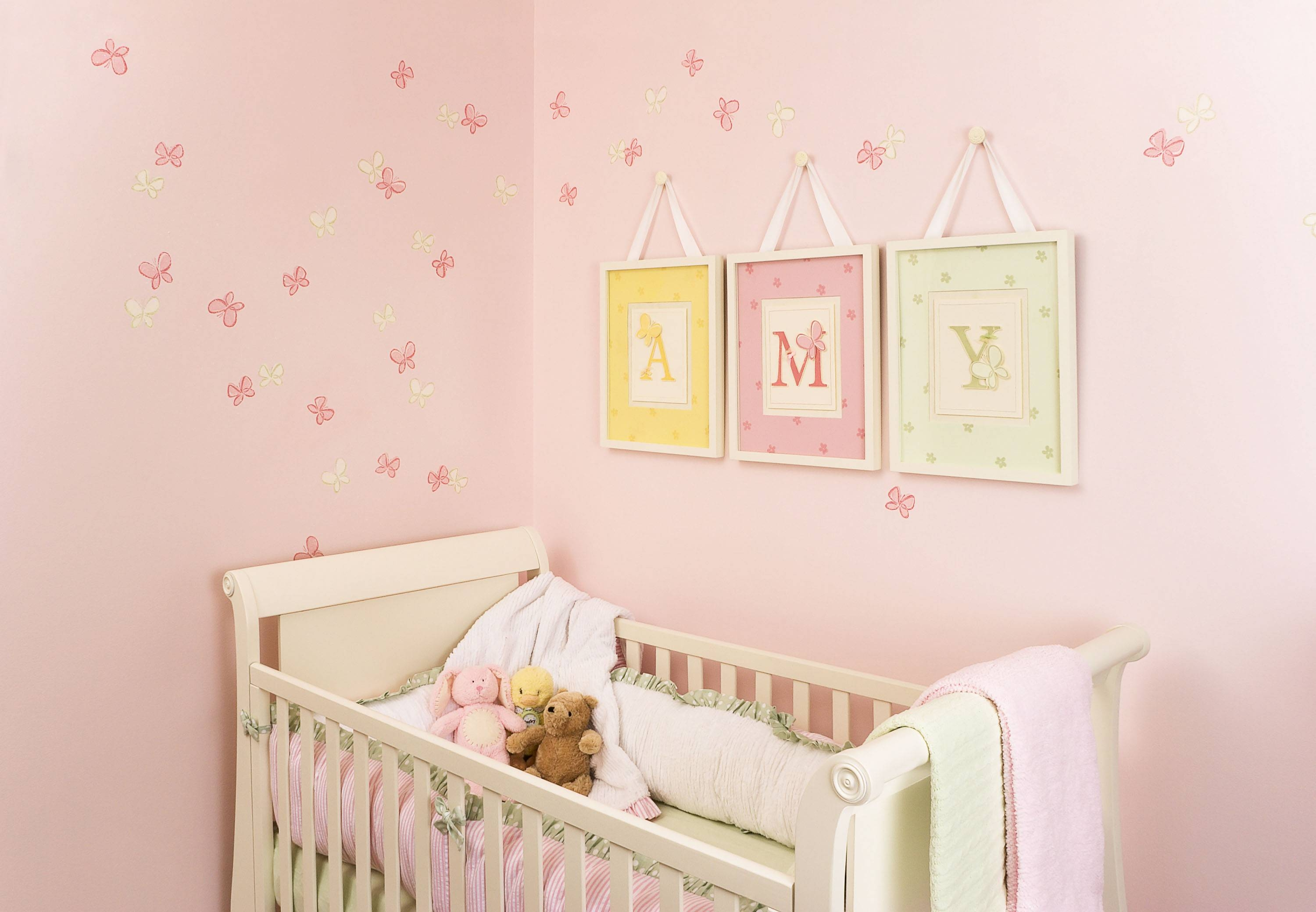 20 best collection of nursery framed wall art - Wall decor girl nursery ...