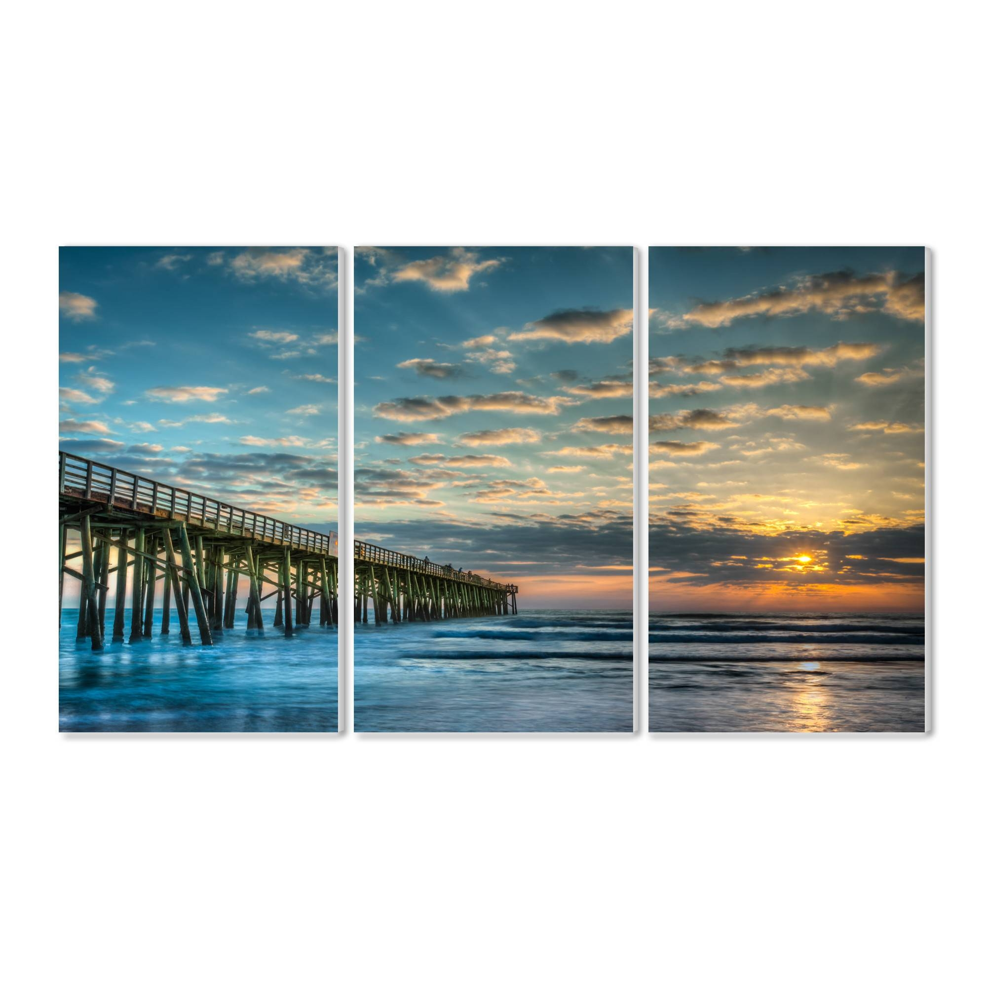 Excellent Ideas 3 Piece Wall Art Set Cool Inspiration Piece Wall Throughout Most Up To Date 3 Piece Beach Wall Art (View 16 of 30)