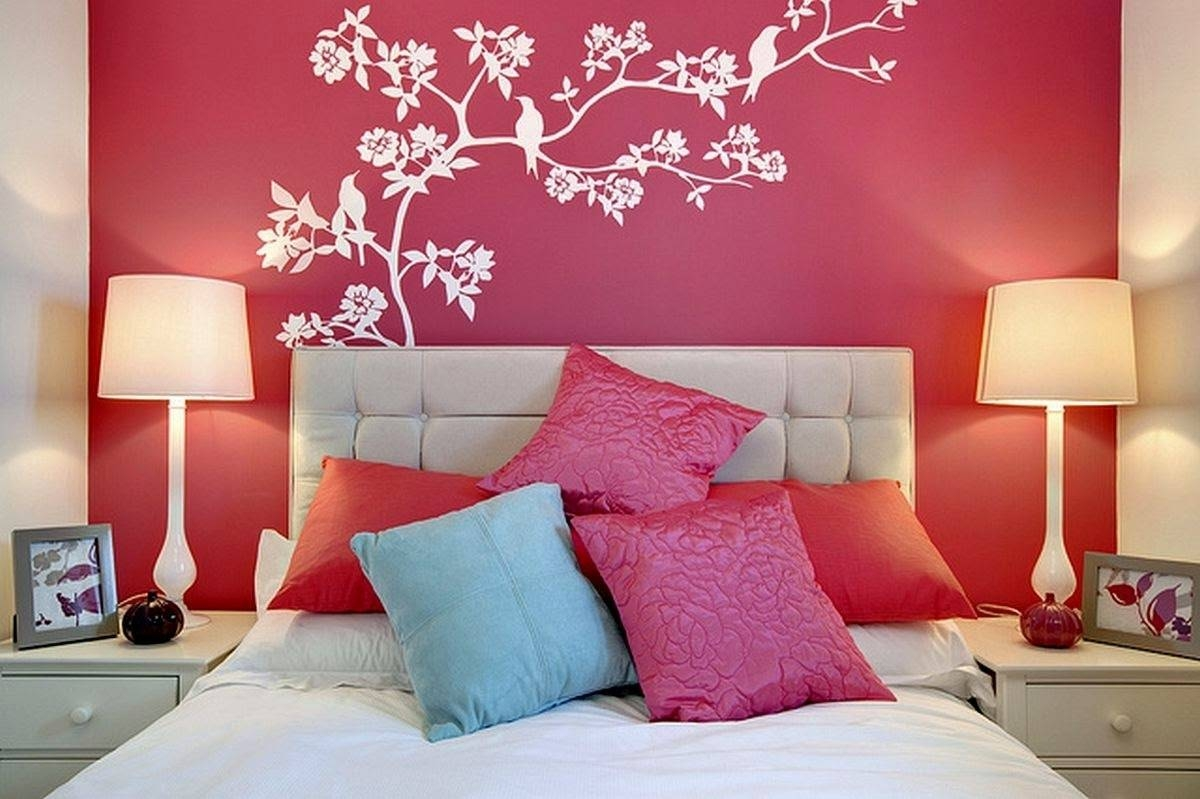 Exciting Wall Art For Teenage Girl Bedrooms Ideas Worth To Try Throughout 2018 Wall Art For Teens (Gallery 7 of 20)
