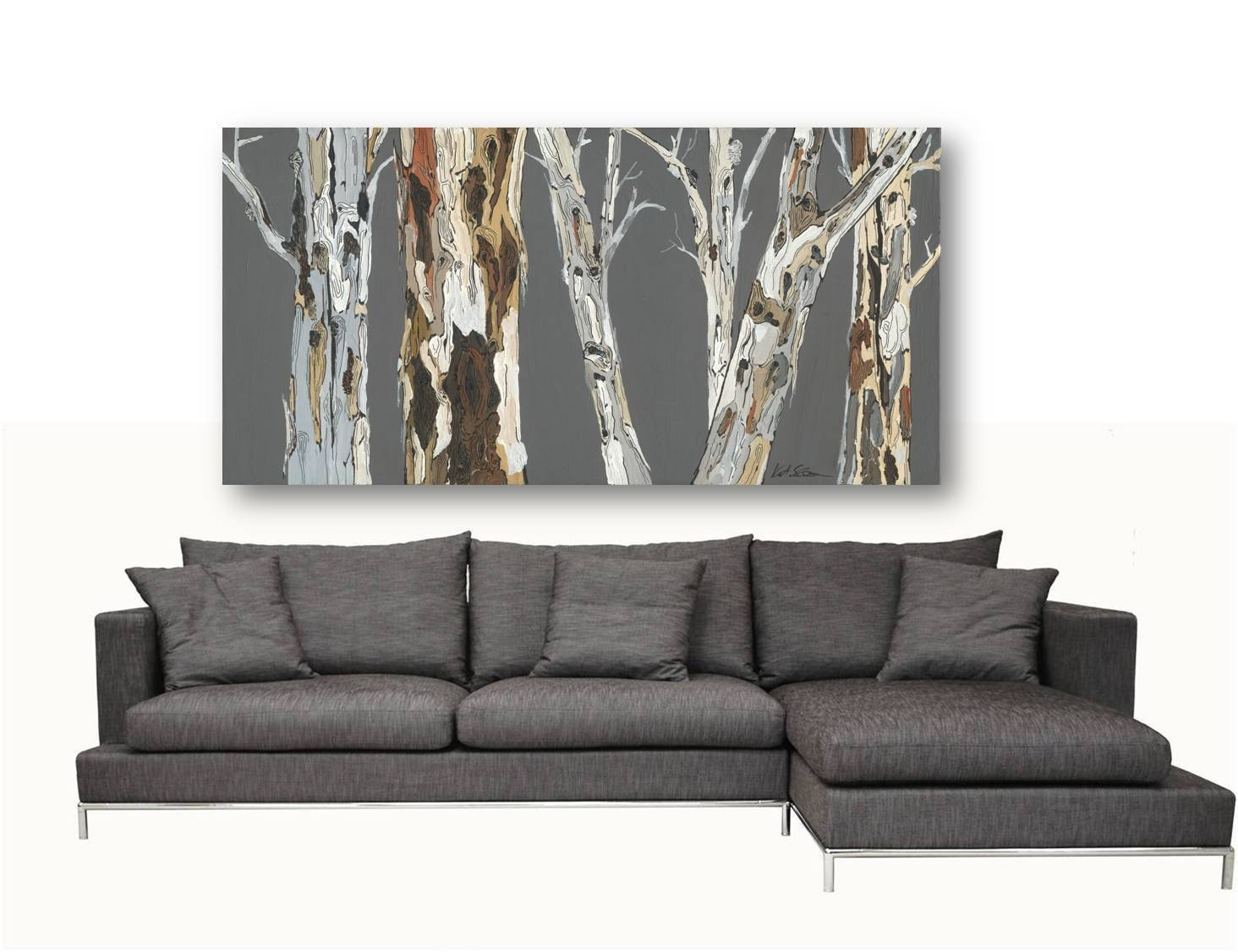 Extra Large Wall Art Landscape Print Tree Art Canvas Dining Inside Most Recently Released Extra Large Wall Art Prints (View 6 of 20)