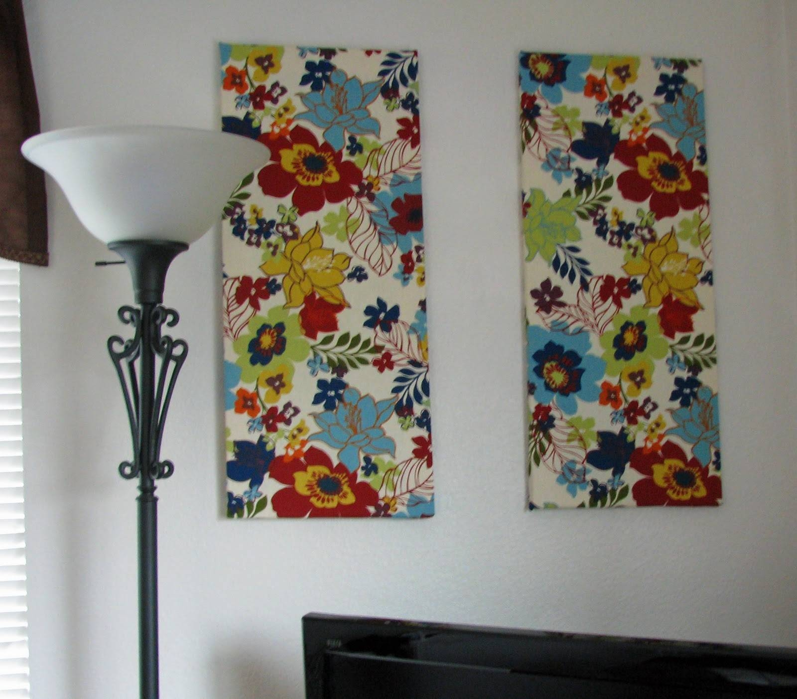 Fabrics Wall Art – Allstateloghomes With Regard To 2017 Fabric Wall Art (View 9 of 20)