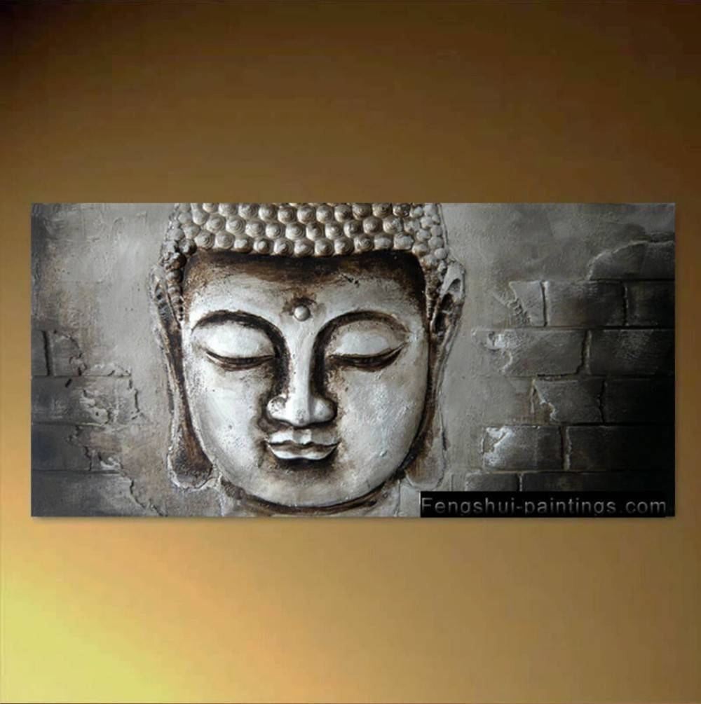 Fair 80+ Zen Wall Art Inspiration Of Zen Wall Art Simple Large For Recent Silver Buddha Wall Art (View 4 of 15)