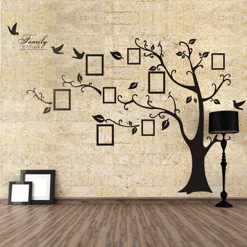 Family Photo Wall Decor Ideas And Decorating About 2017 Pictures In 2017 Family Photo Wall Art (View 17 of 25)