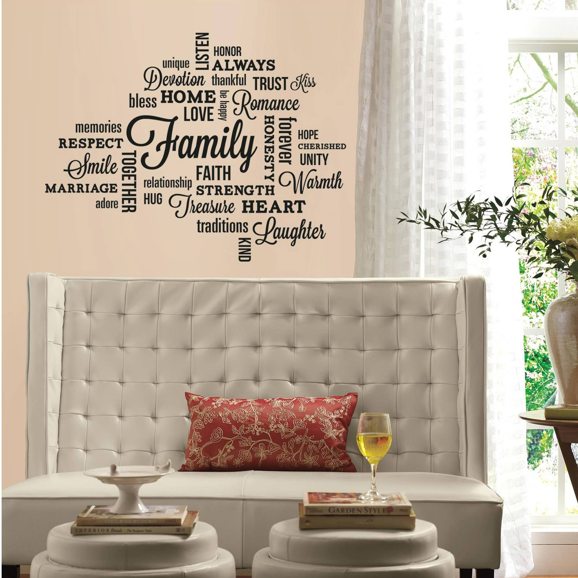 Featured Photo of Walmart Wall Stickers