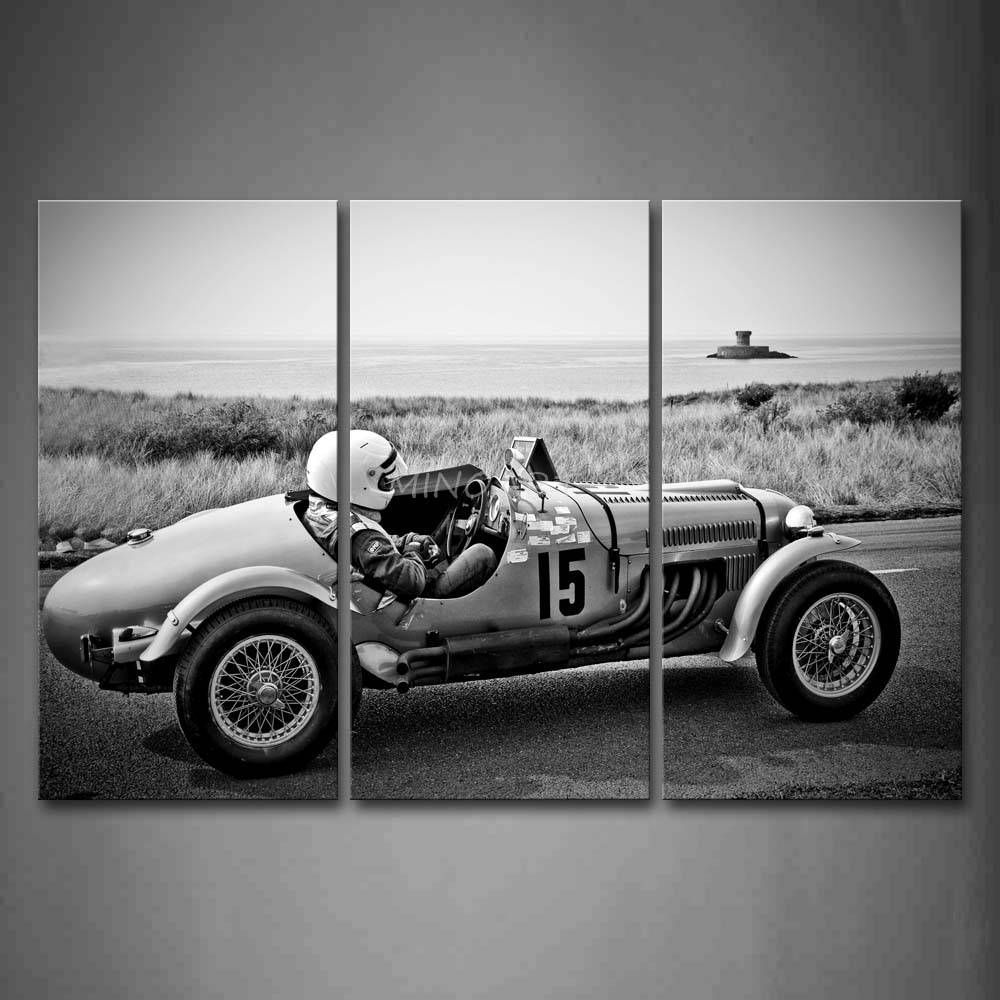 Fascinating 60+ Automotive Wall Art Decorating Design Of Pertaining To Best And Newest Classic Car Wall Art (View 8 of 25)