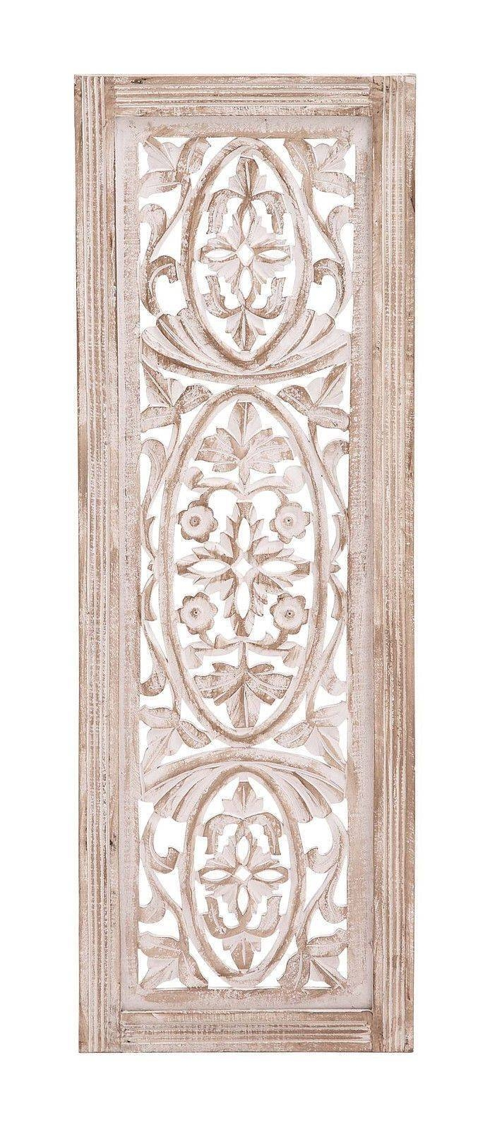 Fascinating Carved Wood Wall Art Panels Carved Wood Wall Download Pertaining To Most Current Wood Carved Wall Art Panels (View 18 of 25)