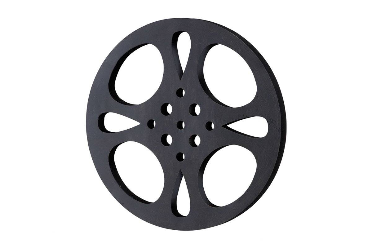 Film Reel Wall Decor Choice Image – Home Wall Decoration Ideas For Current Film Reel Wall Art (View 12 of 30)