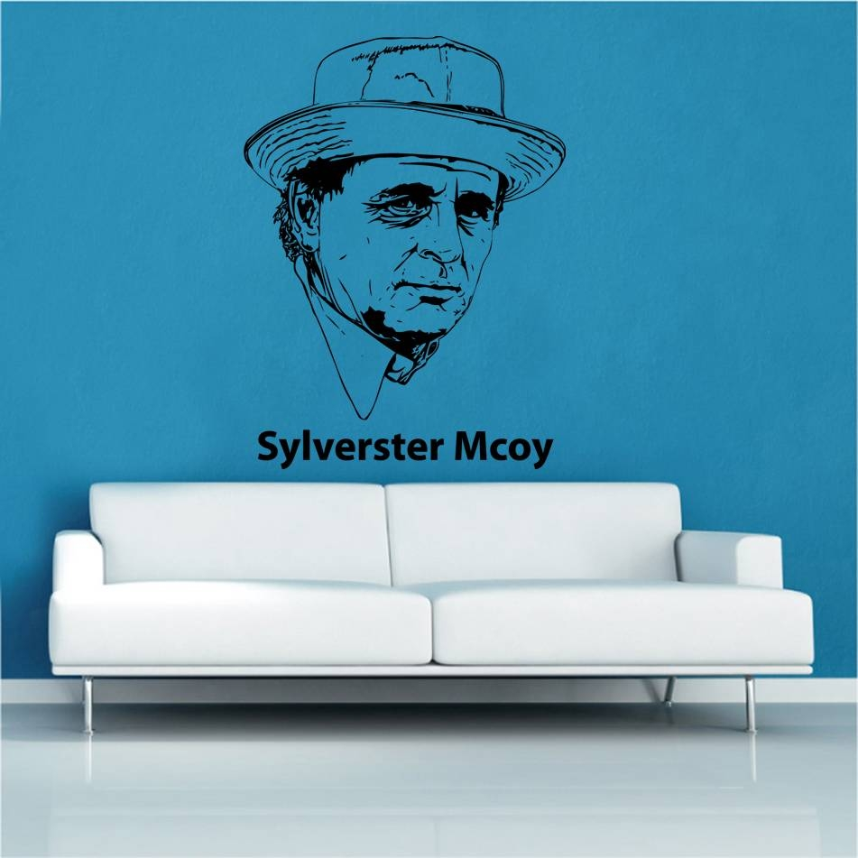 Film Tv Theter Decal Wall Stickers »  Shop » Home Within Latest Doctor Who Wall Art (View 29 of 33)