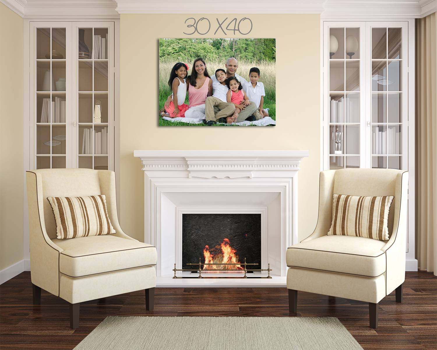 Fireplace Wall Art Luxury Home Design Fancy At Fireplace Wall Art Pertaining To Most Current Fireplace Wall Art (View 8 of 20)