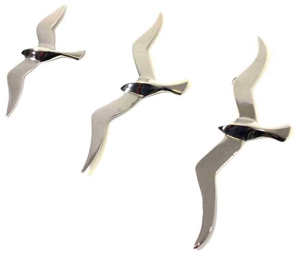 Flock Of Birds Metal Wall Art Sculpture Iron | Home Interior Inside Recent Flock Of Birds Metal Wall Art (View 16 of 30)