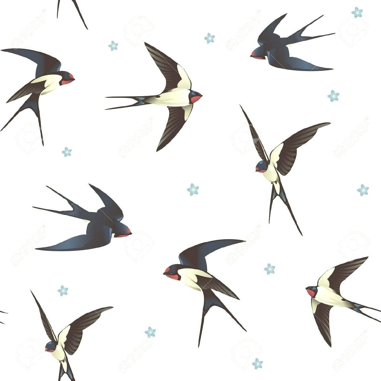 Flock Of Birds Wall Decal – Gutesleben Throughout Current Flock Of Birds Wall Art (View 14 of 25)