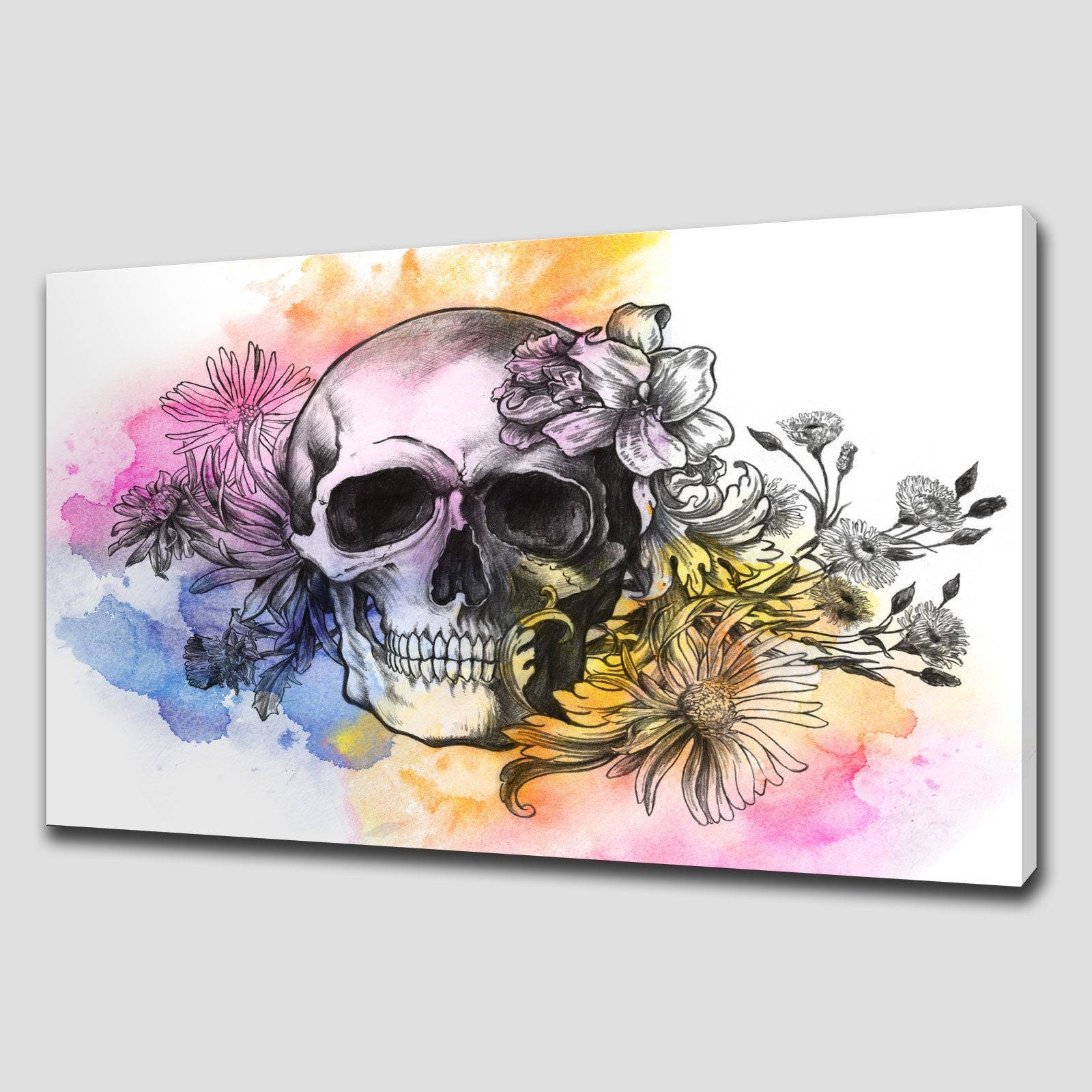 Floral Archives – Canvas Print Art With Recent Flower Wall Art Canvas (View 10 of 20)