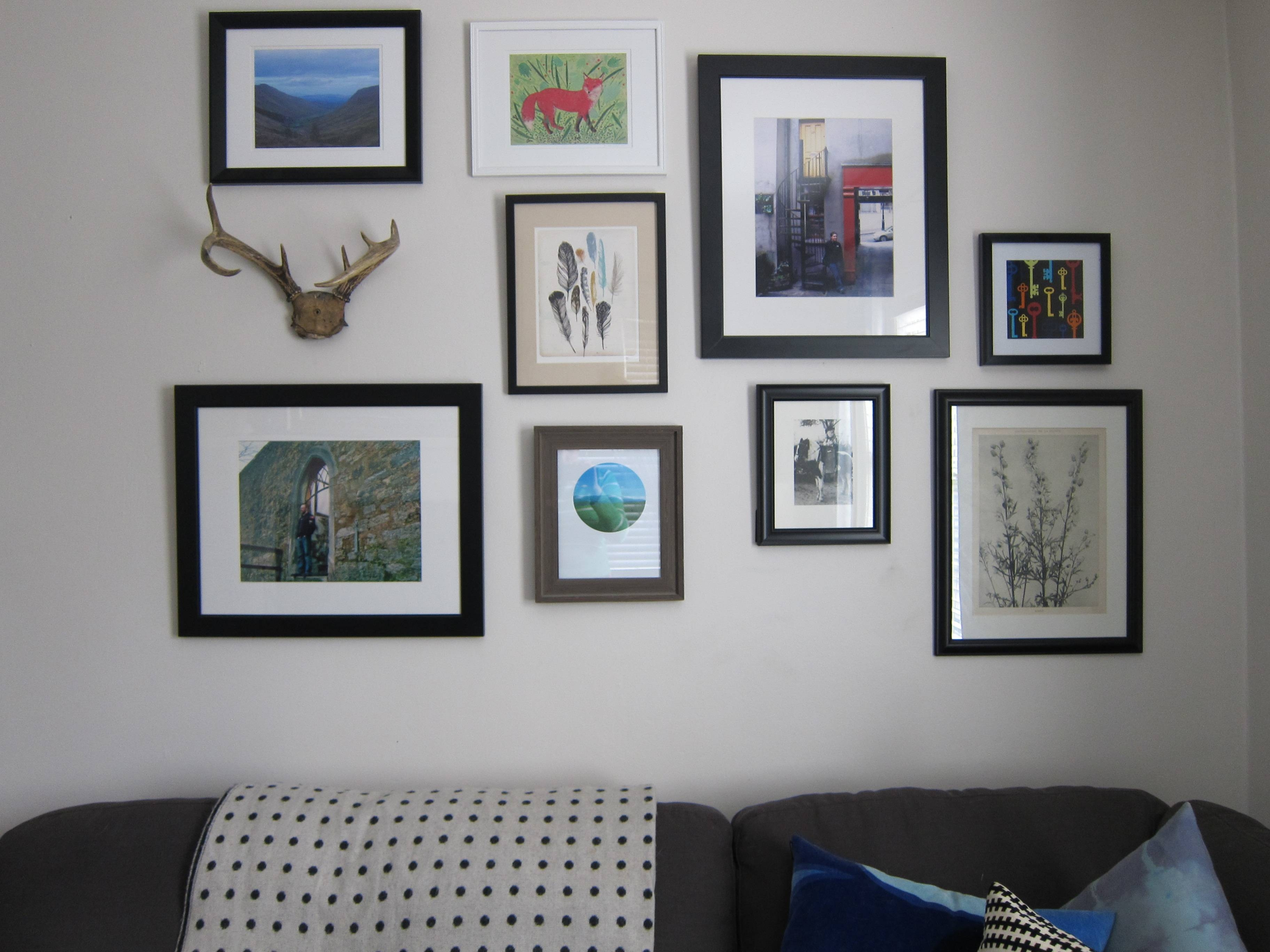 Frame Wall Additions | Escape From Bk For 2017 Wall Art Frames (View 10 of 20)