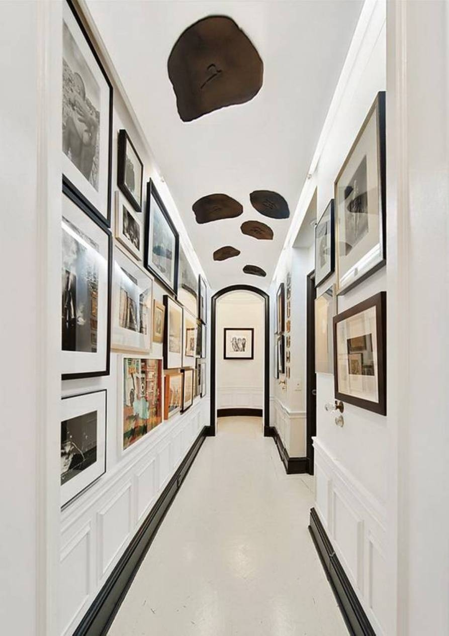 Framed Gallery Hallway Wall Art Ideas Beautiful Trends And For Pertaining To Newest Wall Art Ideas For Hallways (View 9 of 20)