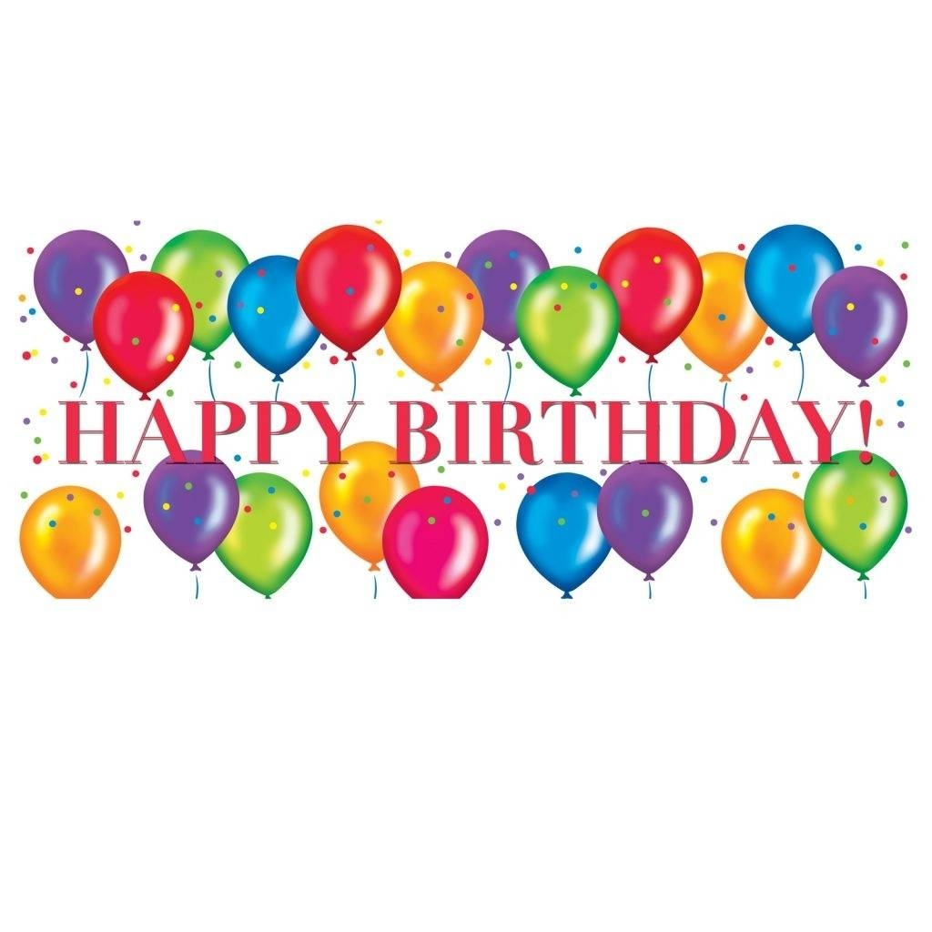 Free Happy Birthday Pictures For Facebook – Happy Birthday Images Inside Most Recent Happy Birthday Wall Art (View 18 of 20)
