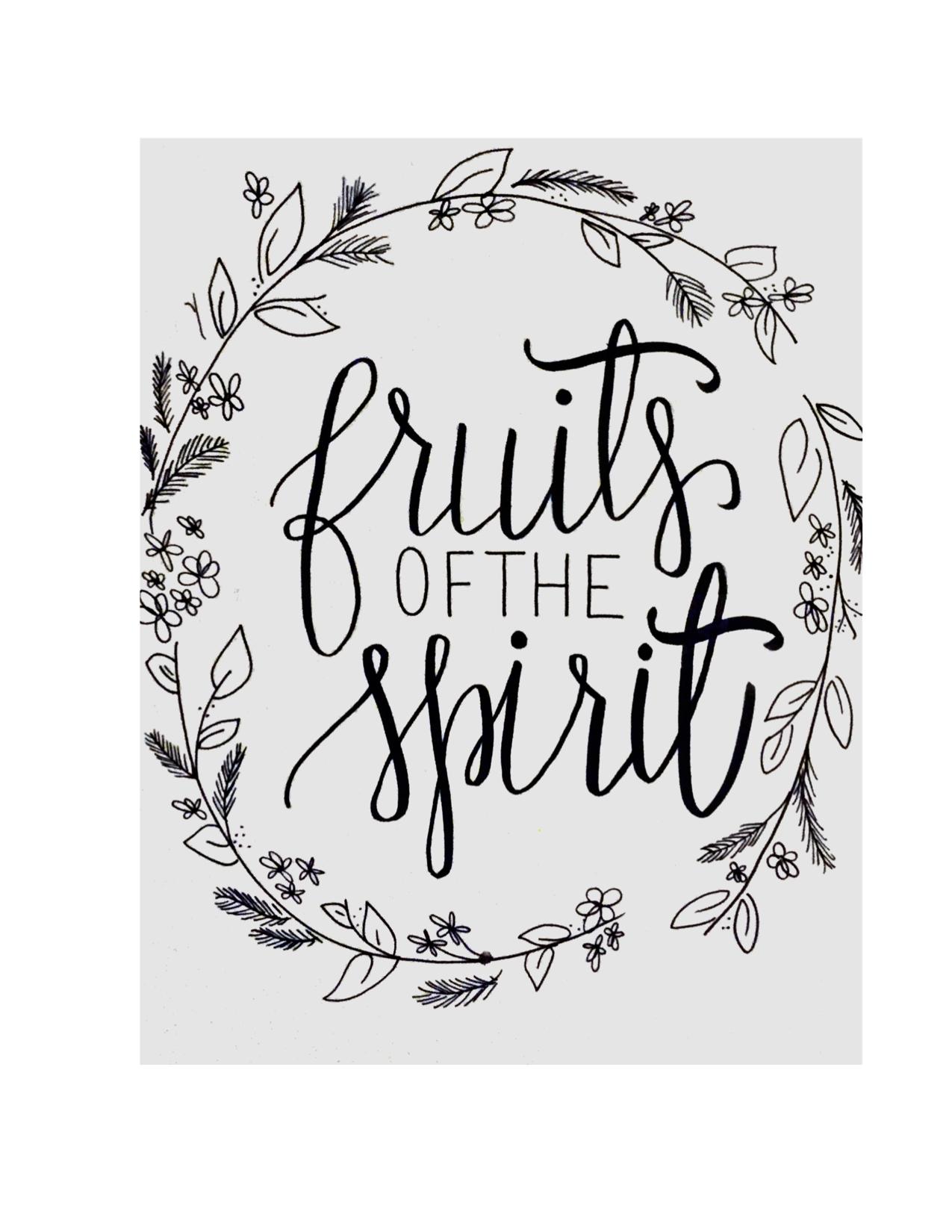 Fruit Of The Spirit Devo – Always, Meghan Xo Inside 2018 Fruit Of The Spirit Artwork (View 9 of 30)