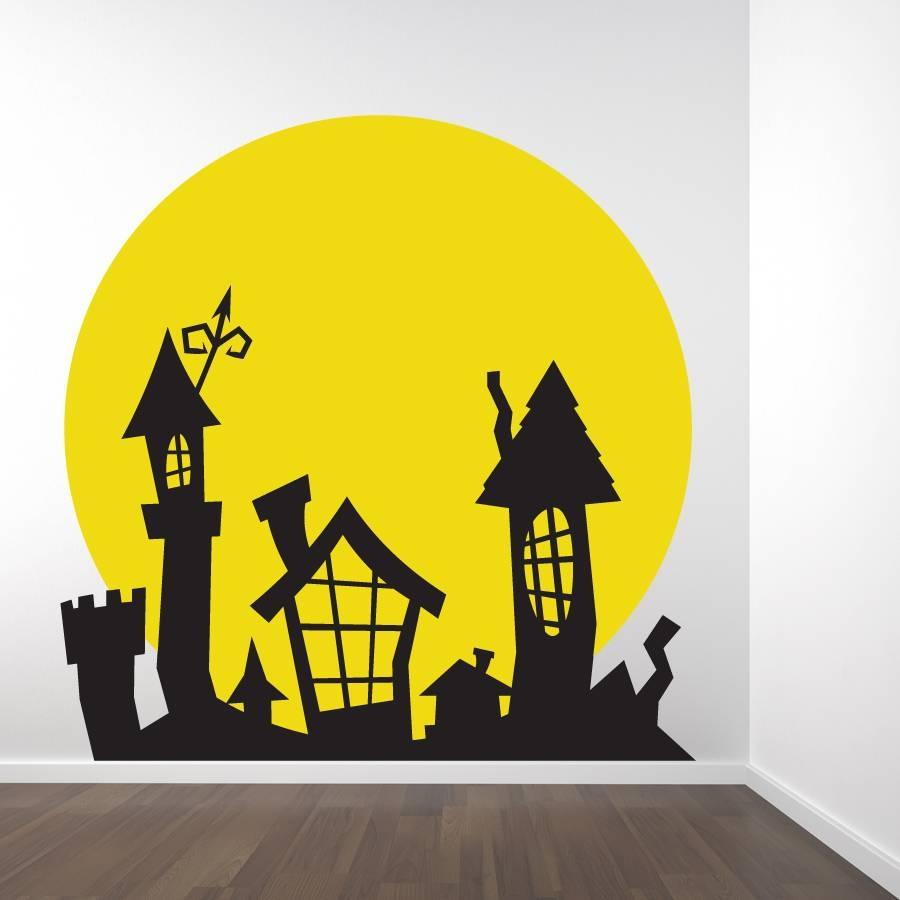 Featured Photo of Tim Burton Wall Decals