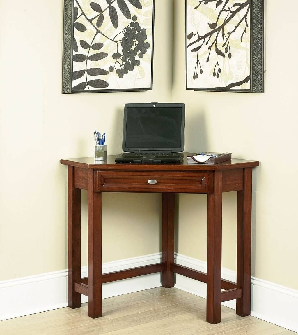 Furniture: L Shaped Corner Computer Desk For Home Office – Corner For Most Popular Computer Wall Art (View 16 of 20)