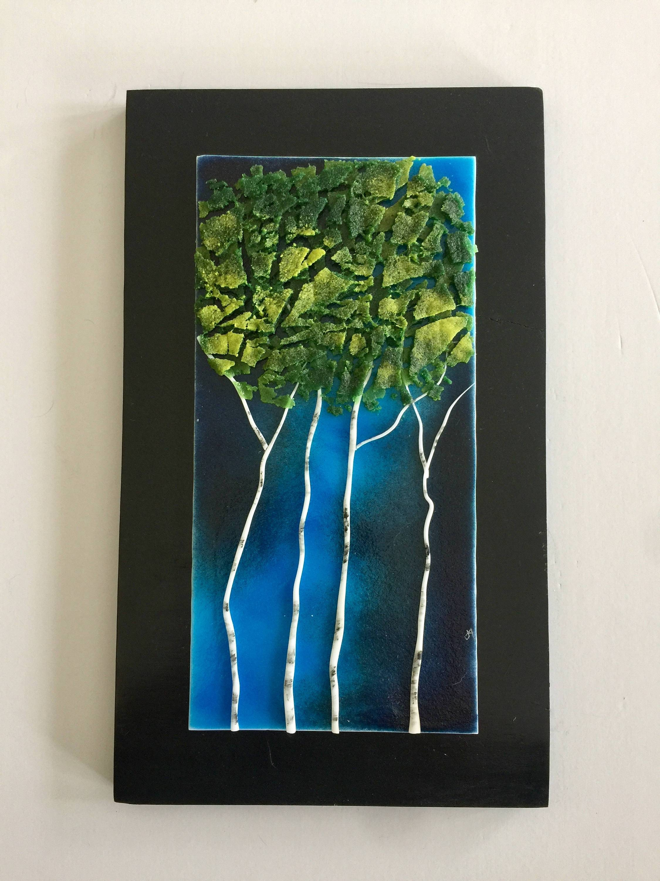 Fused Glass Art, Fused Glass, Handmade Fused Glass,fused Glass Regarding Newest Fused Glass Wall Art (View 11 of 25)