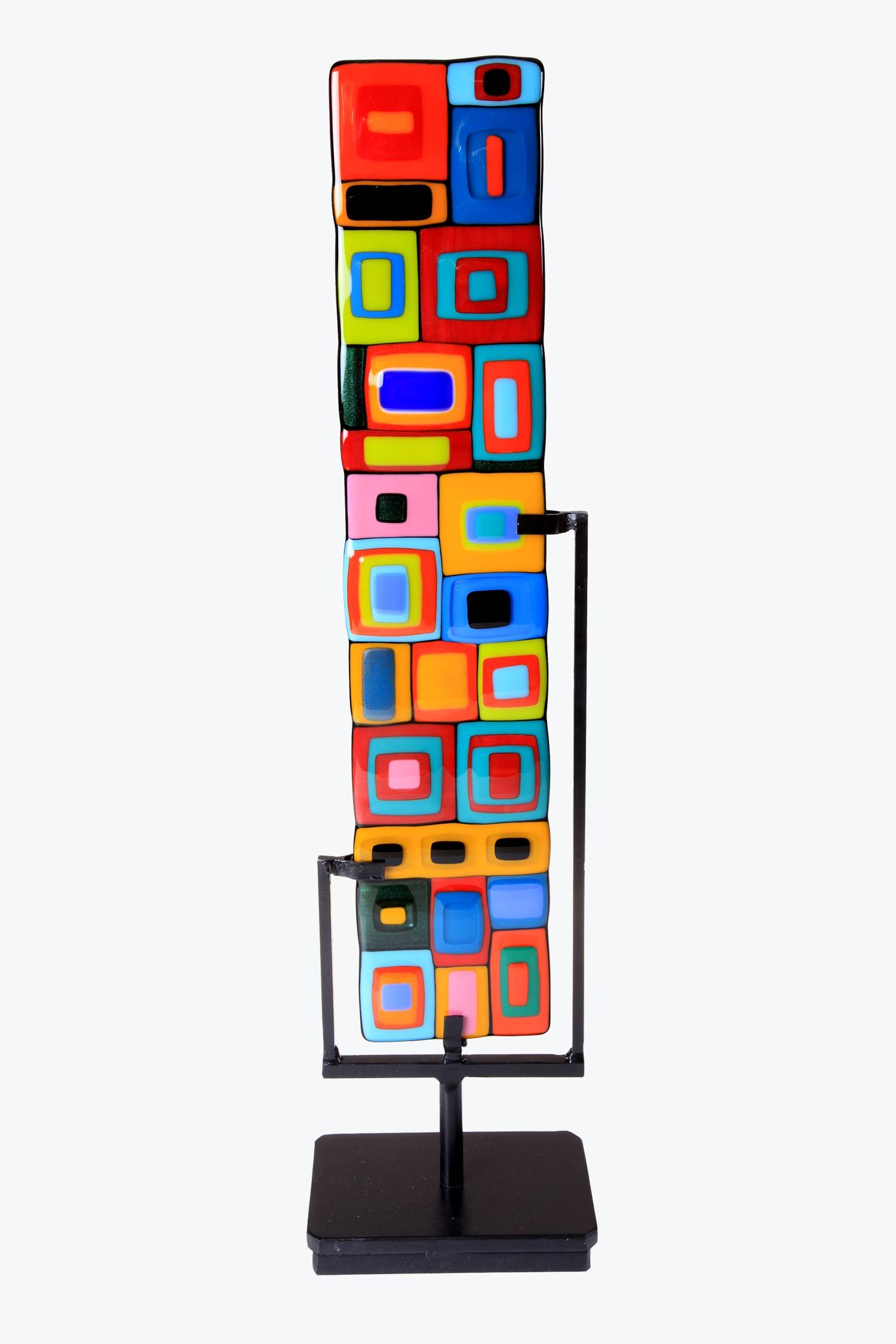 Fused Glass Panels – Helen Rudy Glass With Regard To Most Recent Fused Glass Wall Art Panels (View 4 of 25)