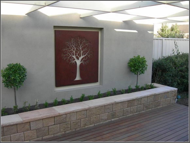 Garden Wall Art | Roselawnlutheran For Most Recent Diy Garden Wall Art (Gallery 19 of 25)