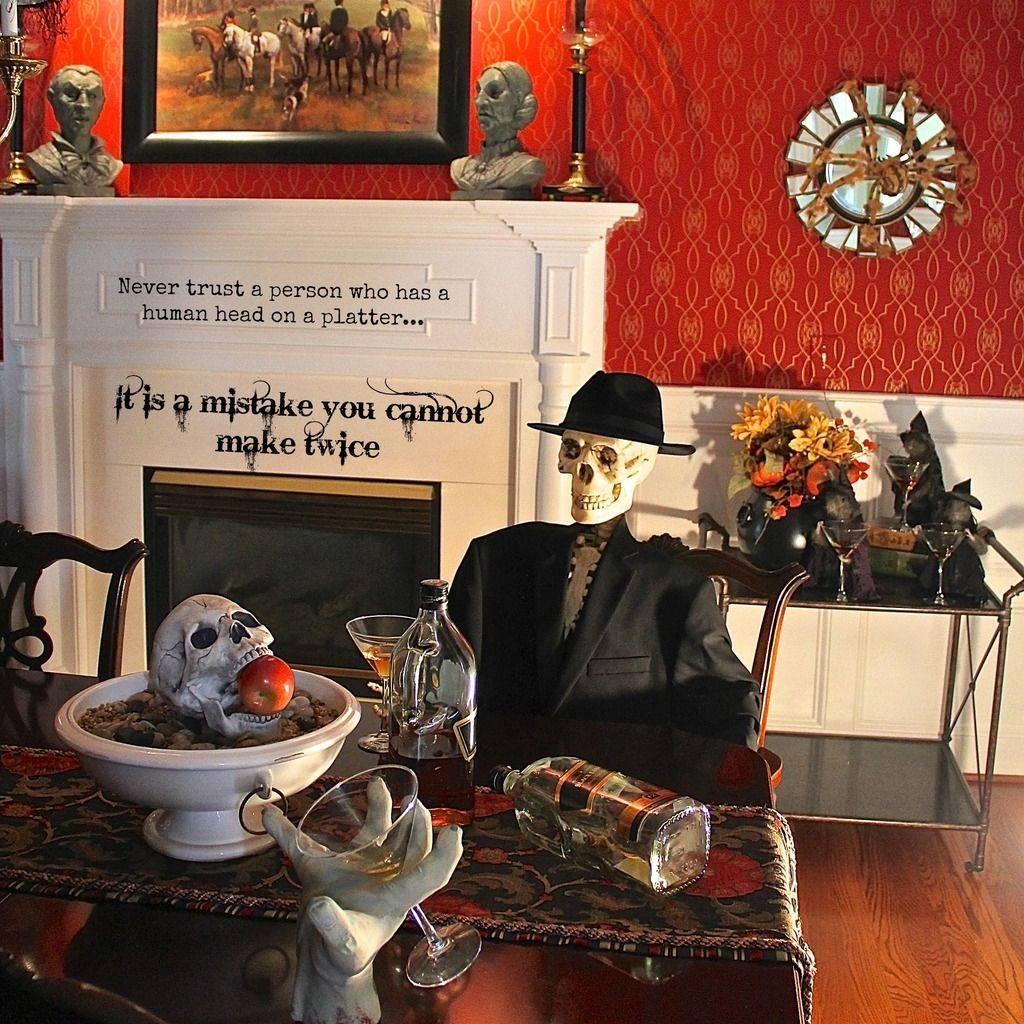 Get Inspired | Spooky Decor | Halloween Haven | Grandin Road Intended For Most Current Grandin Road Wall Art (View 9 of 25)