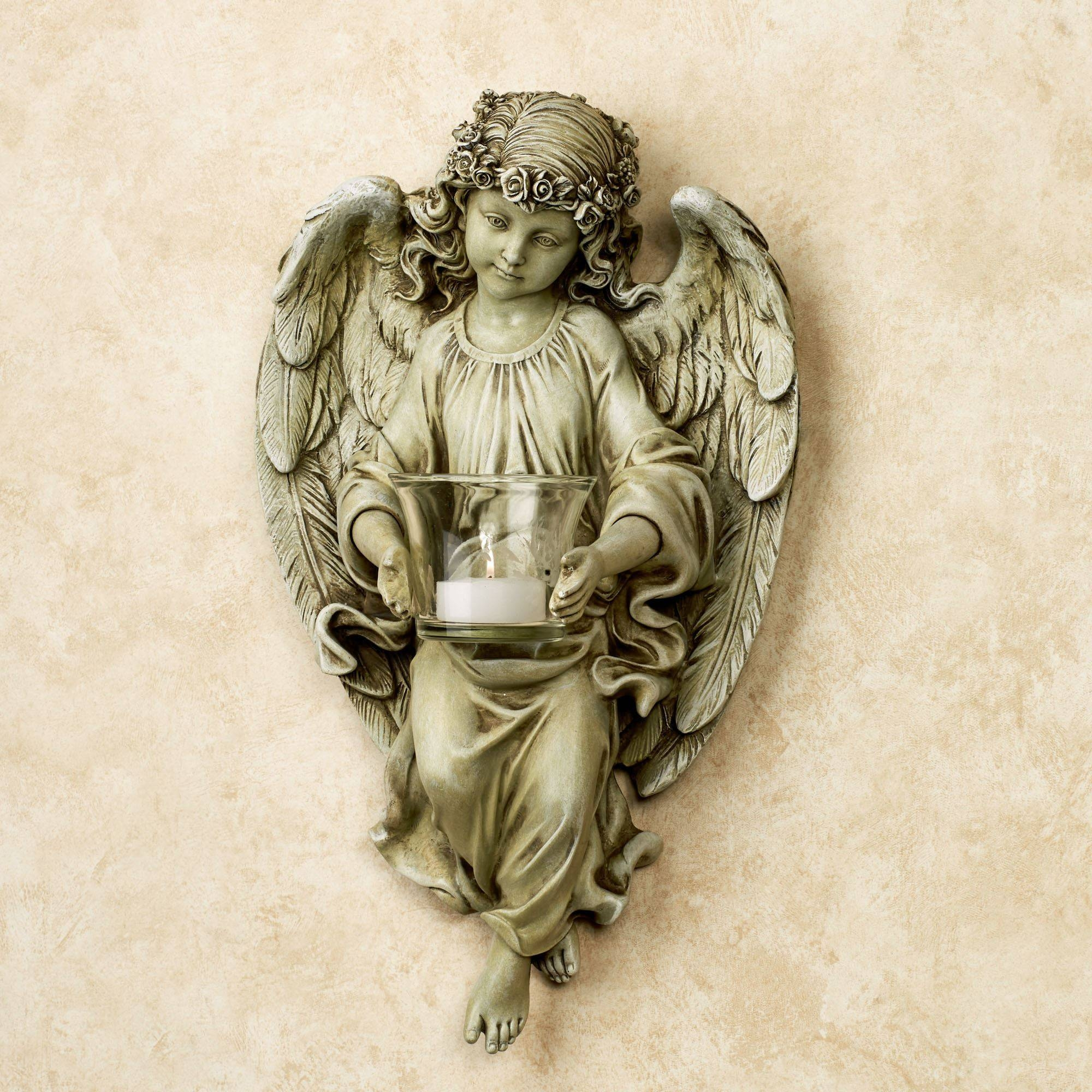 Gifts Of Comfort | Touch Of Class Inside Latest Angel Wings Sculpture Plaque Wall Art (Gallery 15 of 20)