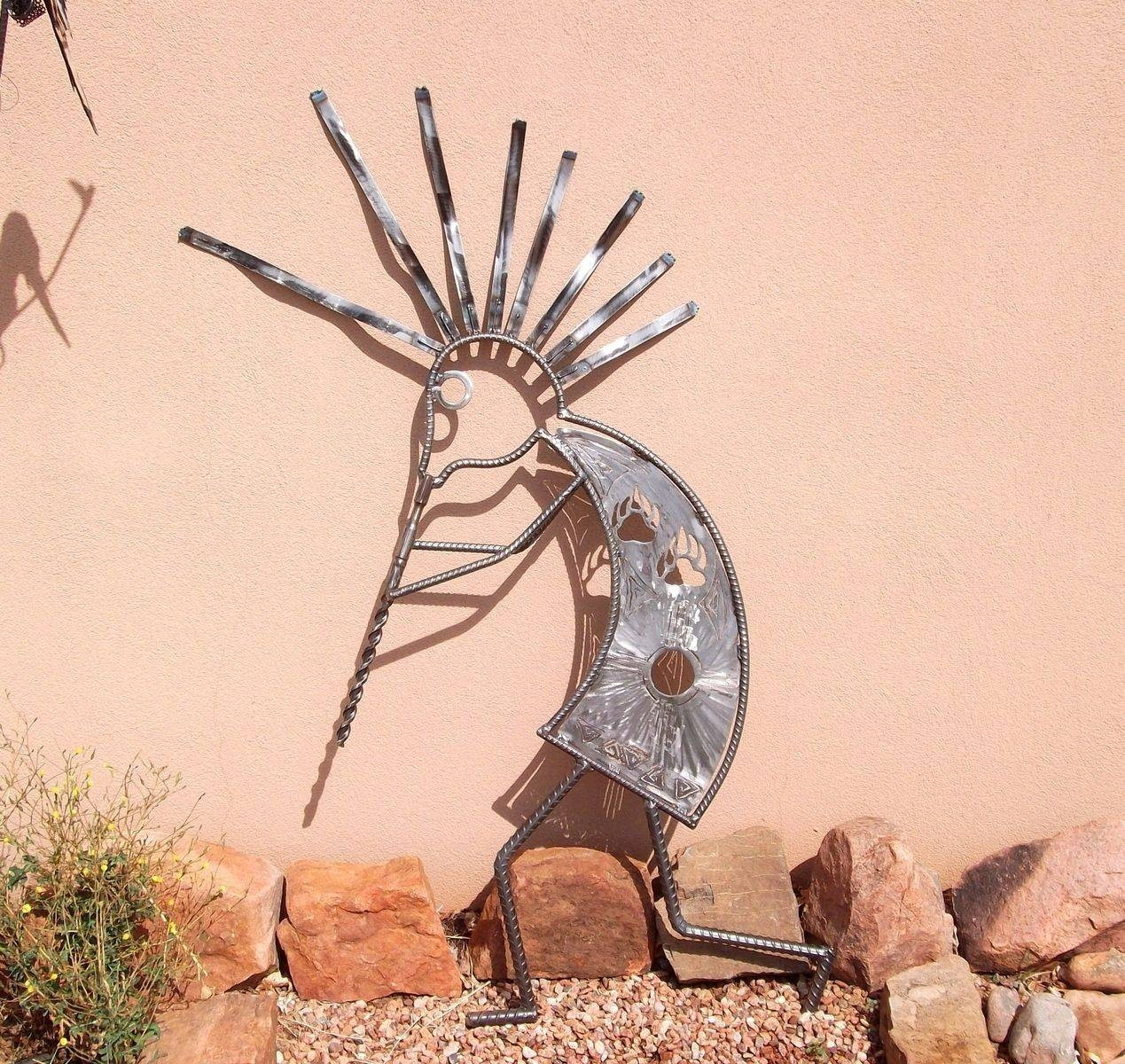 Gilbert Candelaria: Junk A Licious Art | Santa Fe, Nm Inside Most Up To Date Mexican Metal Yard Wall Art (View 29 of 30)