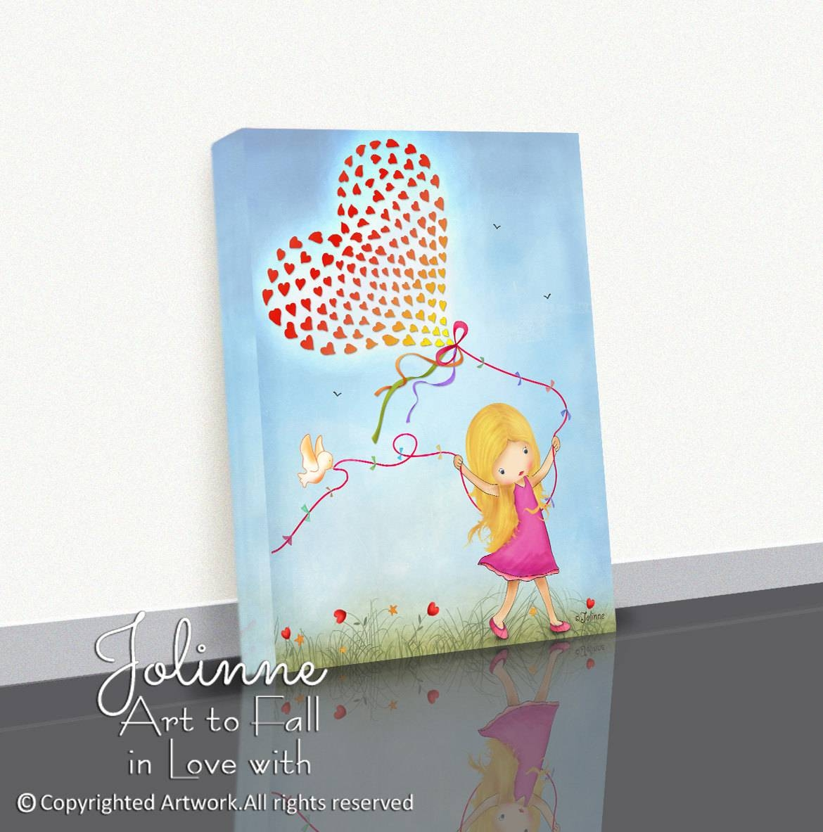 Girls Canvas Wall Art Art Prints On Canvas Canvas Posters With Regard To Current Girls Canvas Wall Art (View 5 of 20)