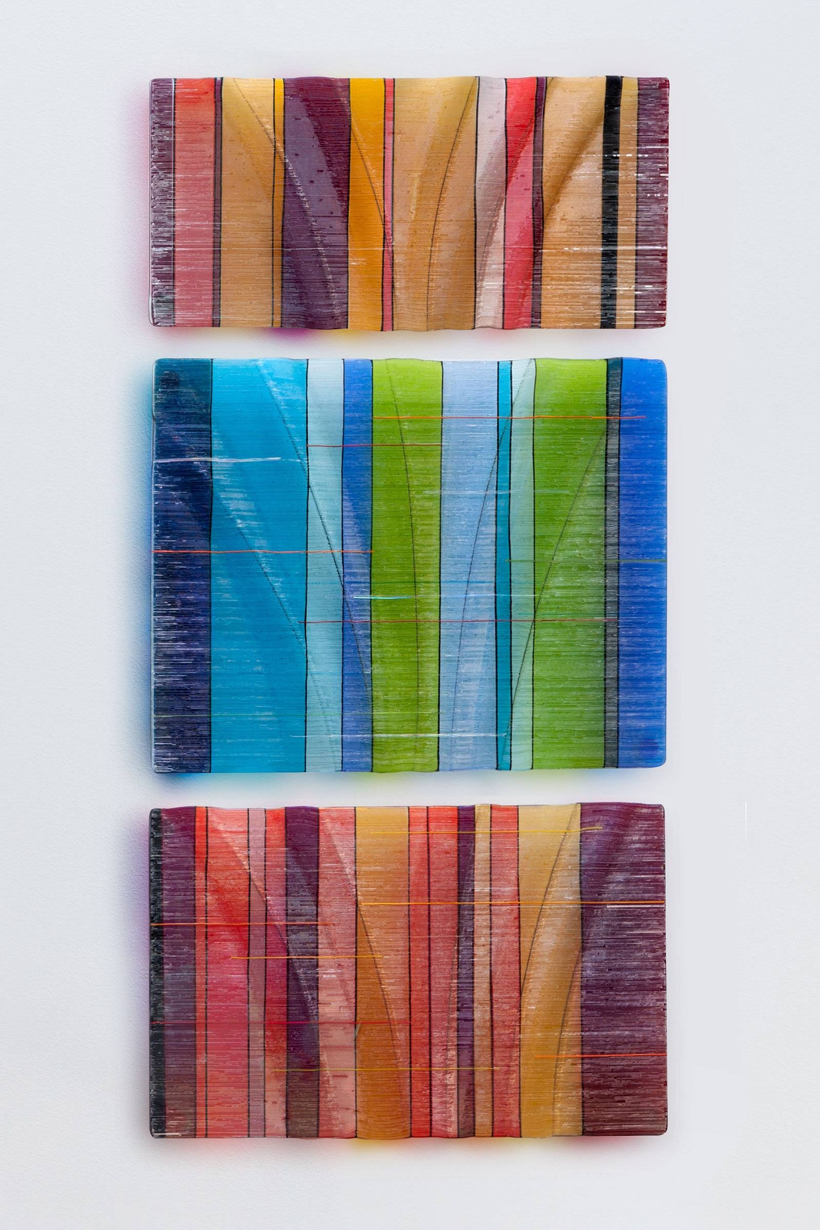 Glass Wall Art | Roselawnlutheran With Most Recent Fused Glass Wall Art (Gallery 16 of 25)