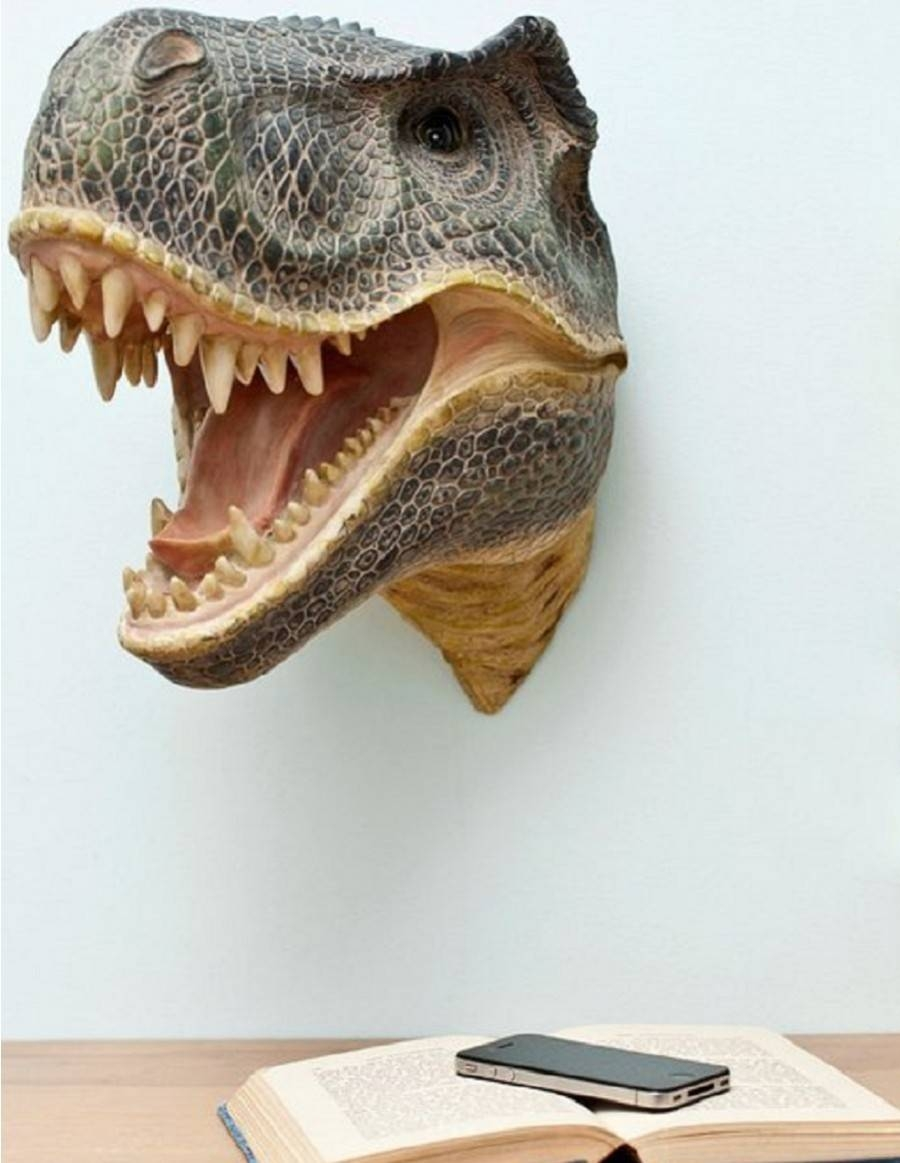 Gorgeous 20+ 3D Dinosaur Wall Art Decorating Inspiration Of Pertaining To Recent 3D Dinosaur Wall Art Decor (Gallery 1 of 20)