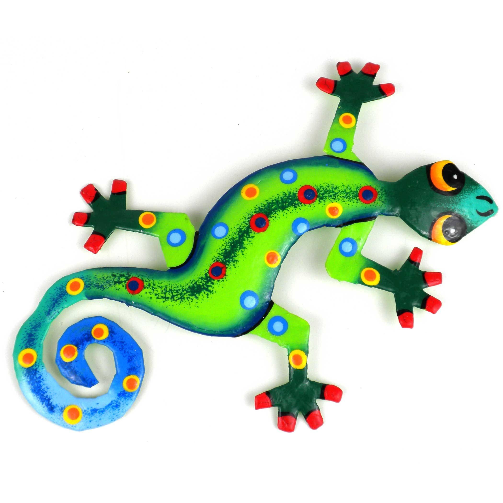 Gorgeous Gecko Metal Wall Art Perth Haitian Metal Wall Art Trendy Throughout Latest Mexican Metal Wall Art (View 11 of 30)