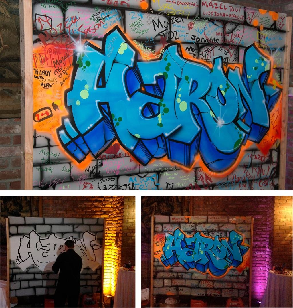Graffiti Artists For Hire – Agency For Street Art, Graffiti Art Throughout Most Recent Personalized Graffiti Wall Art (Gallery 22 of 30)