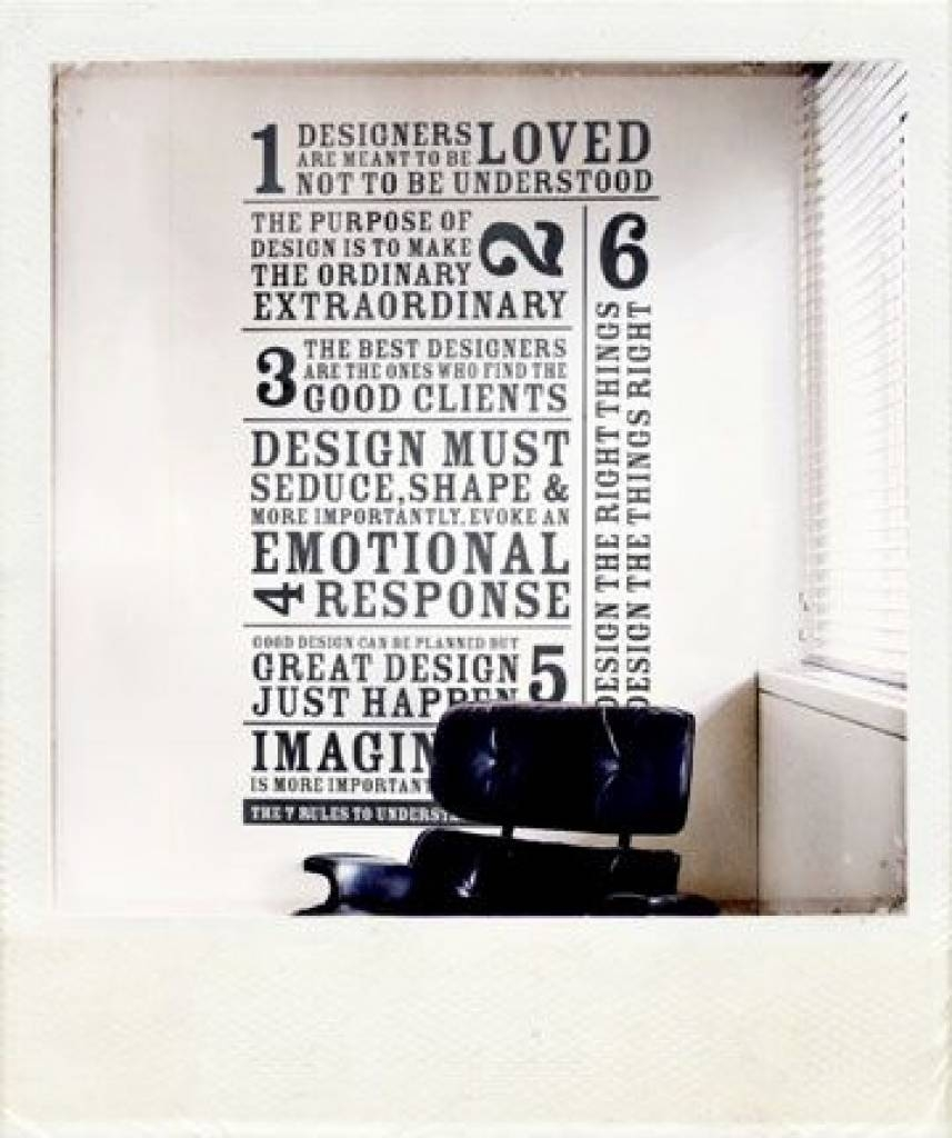 Graphic Design Wall Art Best Graphic Quotes Wall Art Products On For Best And Newest Graphic Design Wall Art (Gallery 10 of 20)