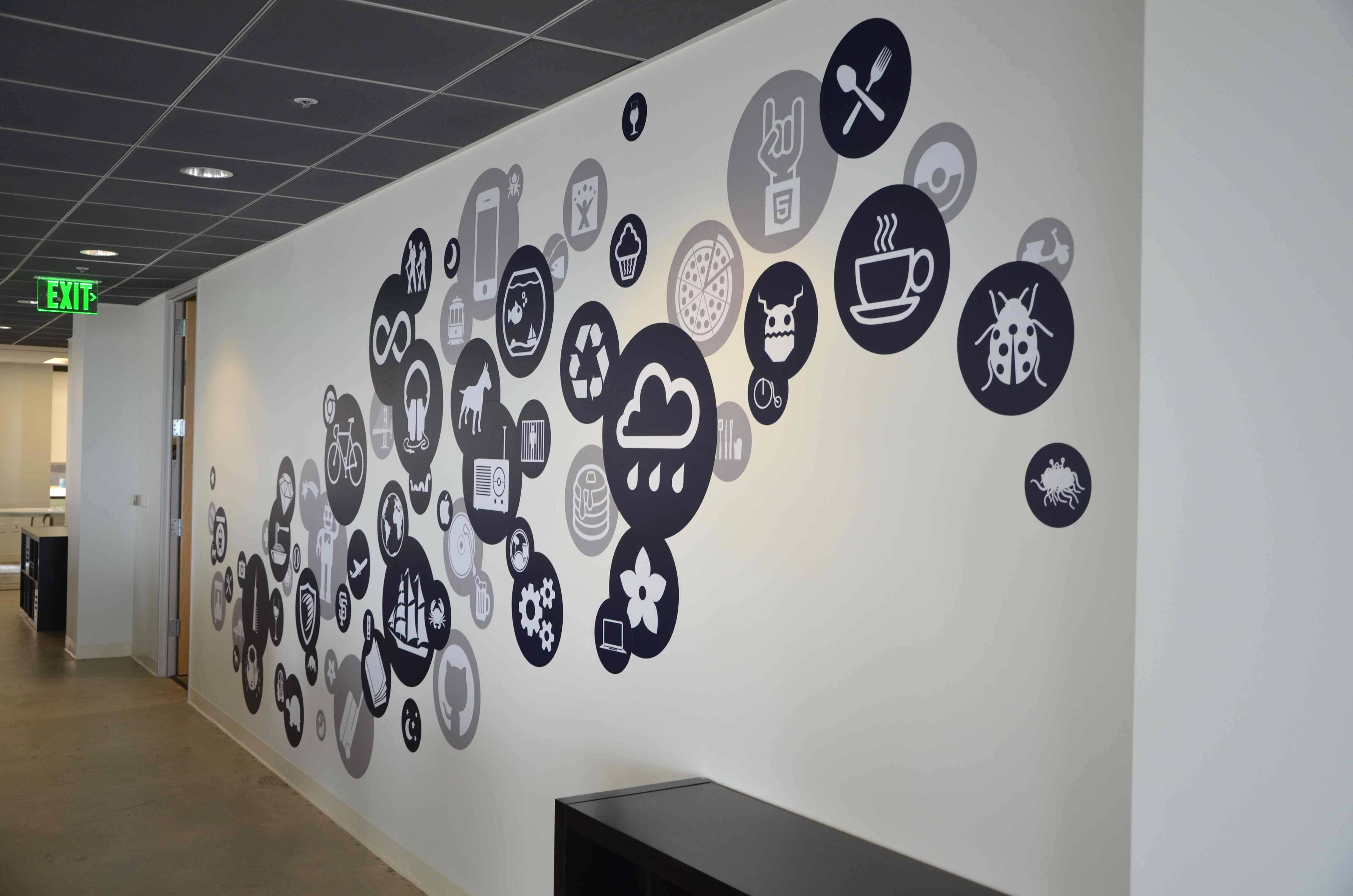 Graphic Design Wall Art | Wallartideas Intended For Most Recently Released Graphic Design Wall Art (View 11 of 20)